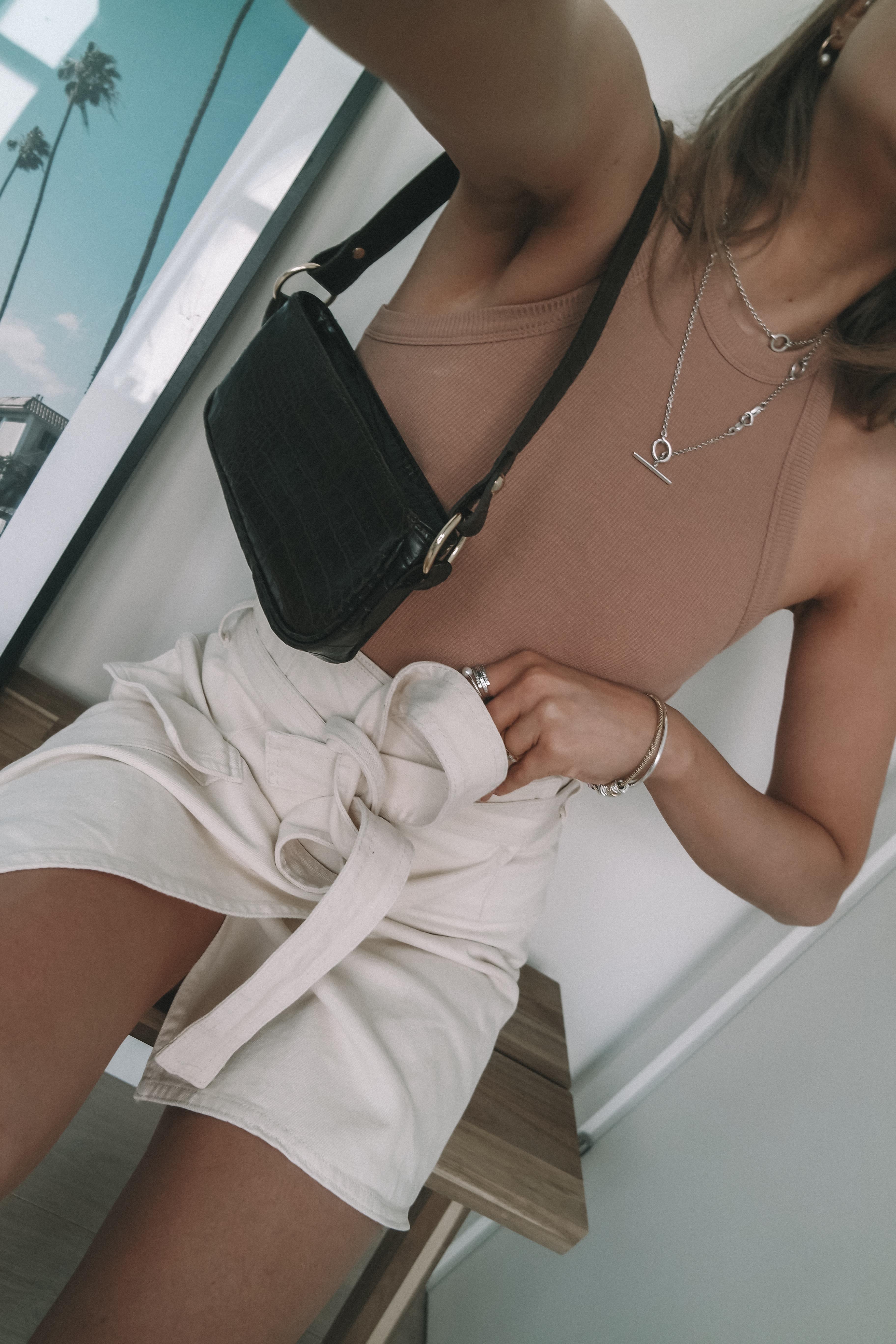 Asos Spring Haul 2019 - Nude Bodysuit