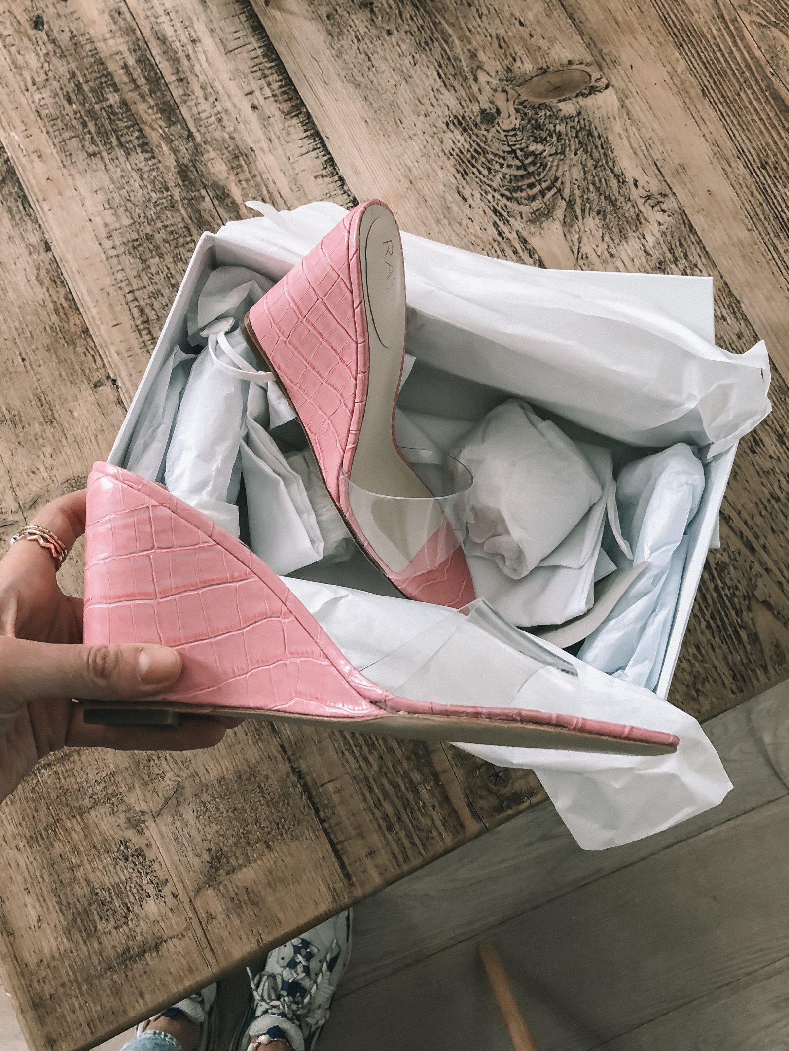 REVOLVE RAYE PVC Shoes