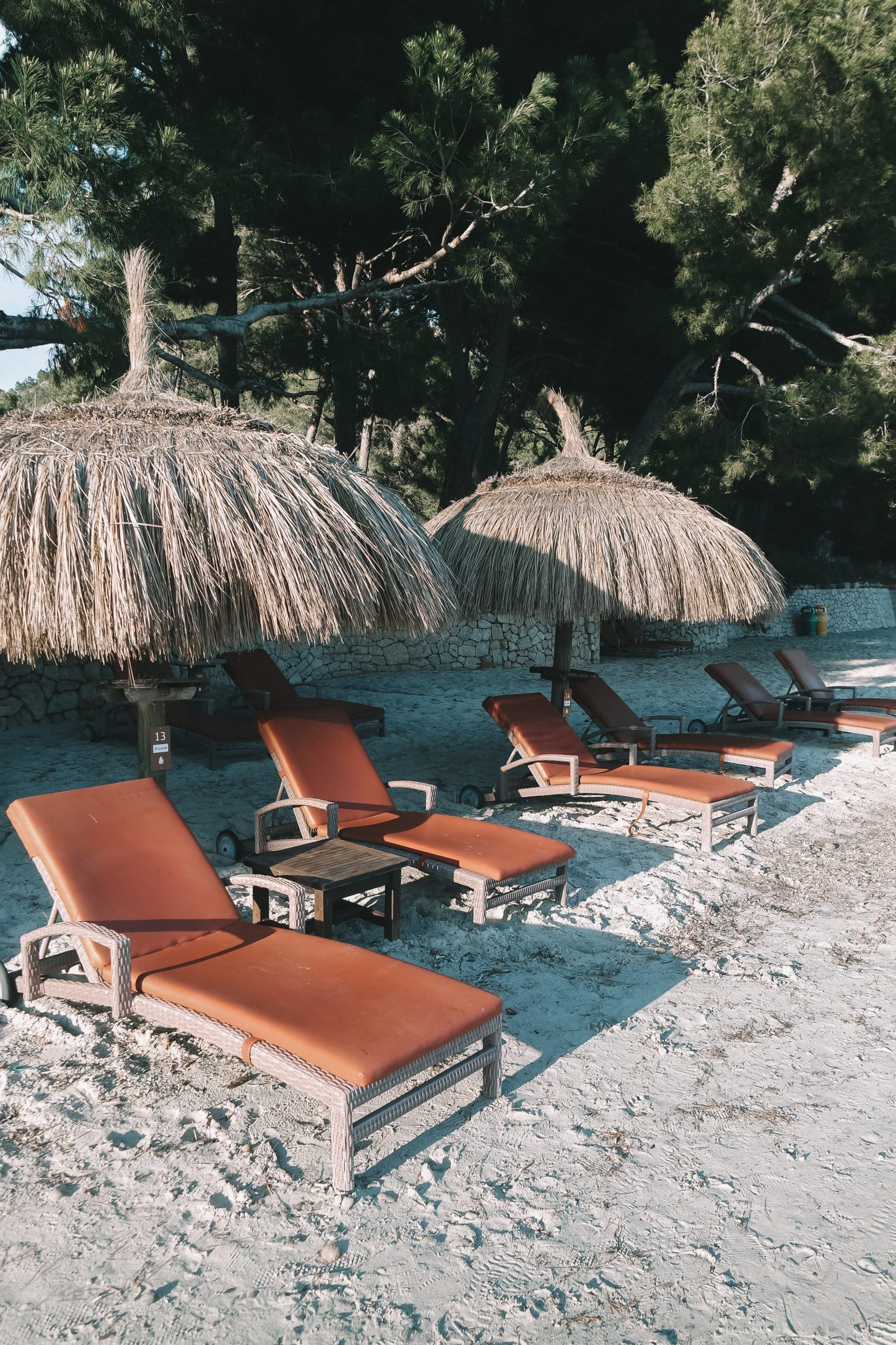 Royal Hideaway Formentor Private Beach