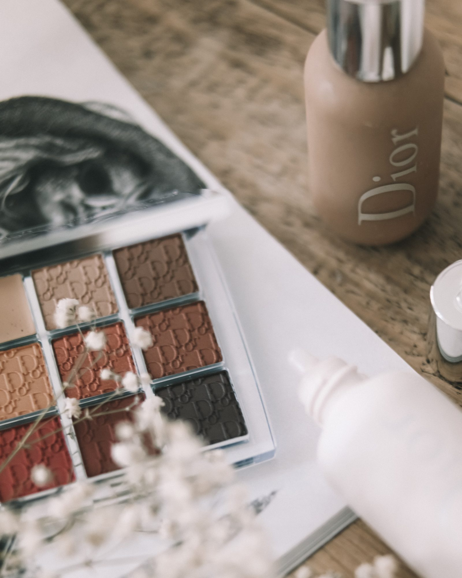 Dior Backstage Eye Shadow Palette