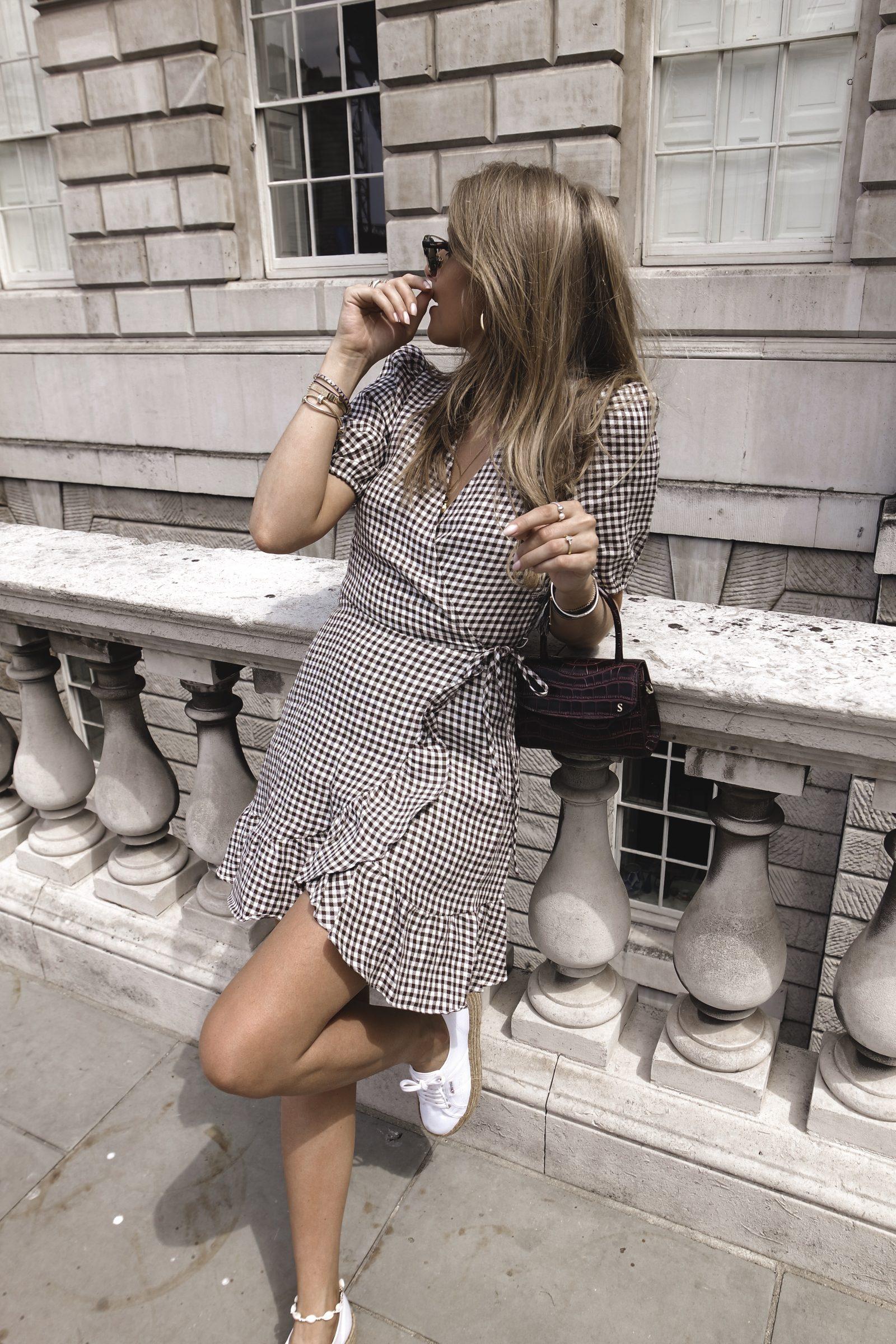 Gingham Summer Dress - & Other Stories Dress