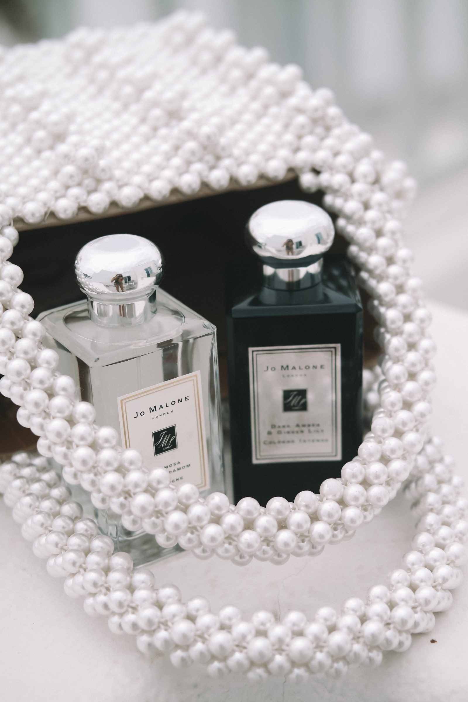 Jo Malone Wedding Scenting - Dark Amber & Ginger Lily