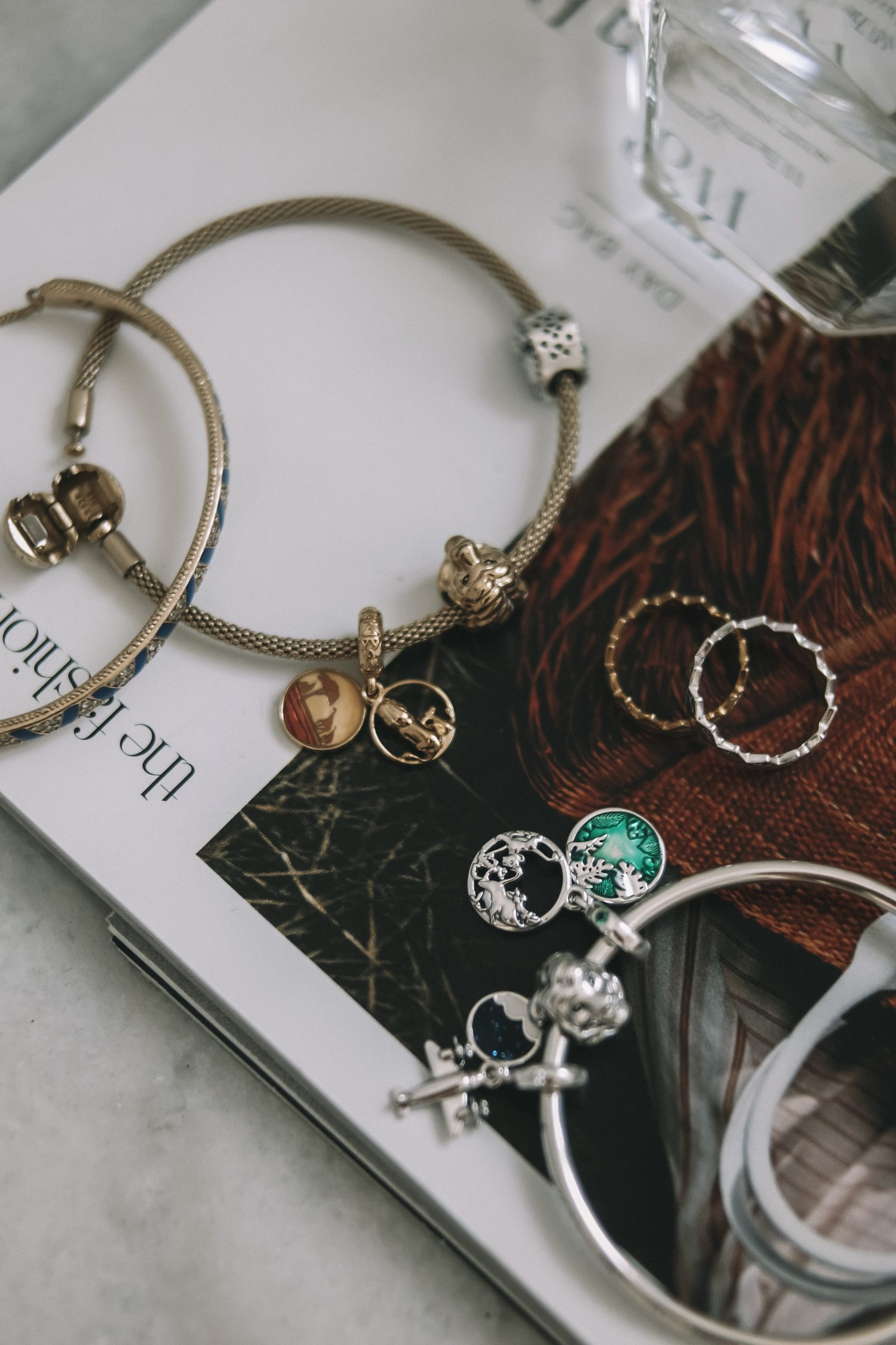 Pandora X Disney Lion King Collection - Gold Bracelet