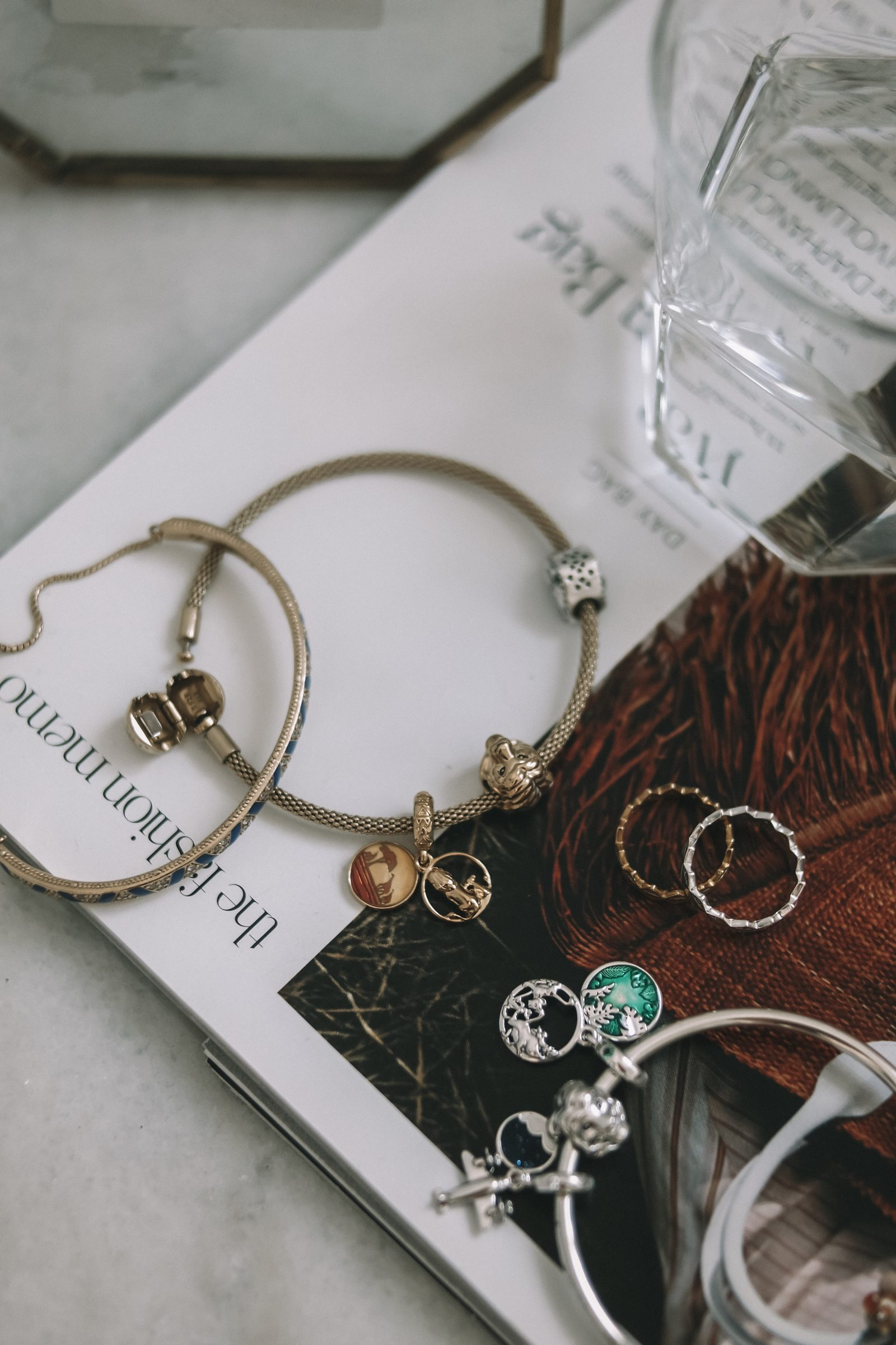 Pandora X Disney Lion King Collection - Gold Charm