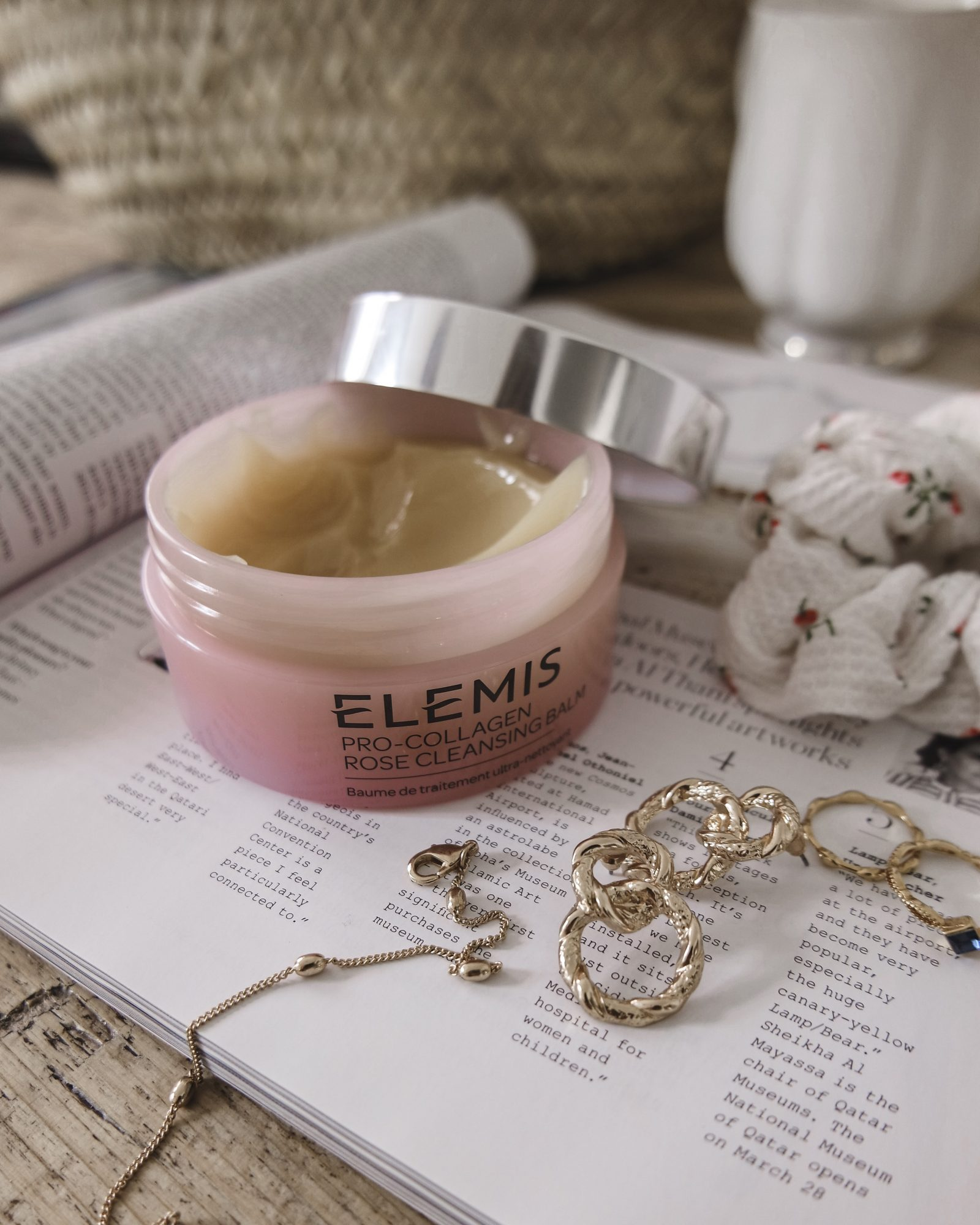Elemis Cleansing Balm - Rose Cleansing Balm