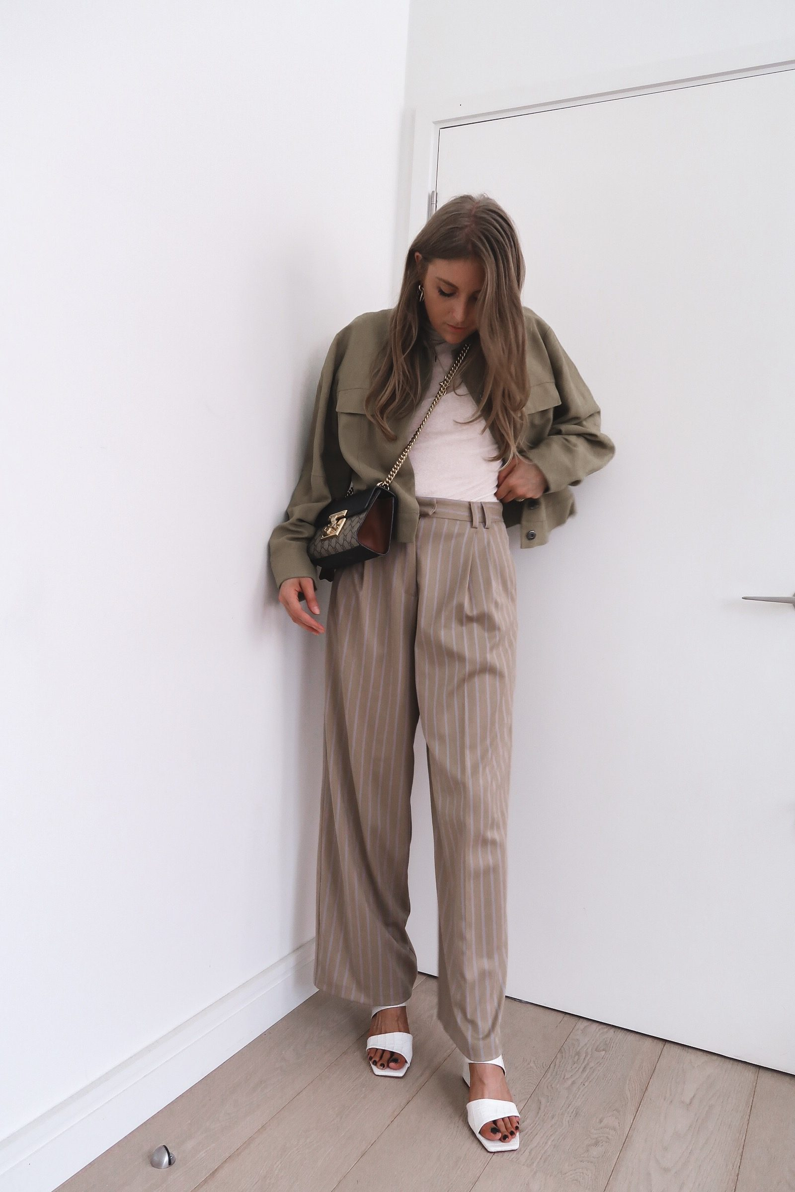 How To Style Work Trousers