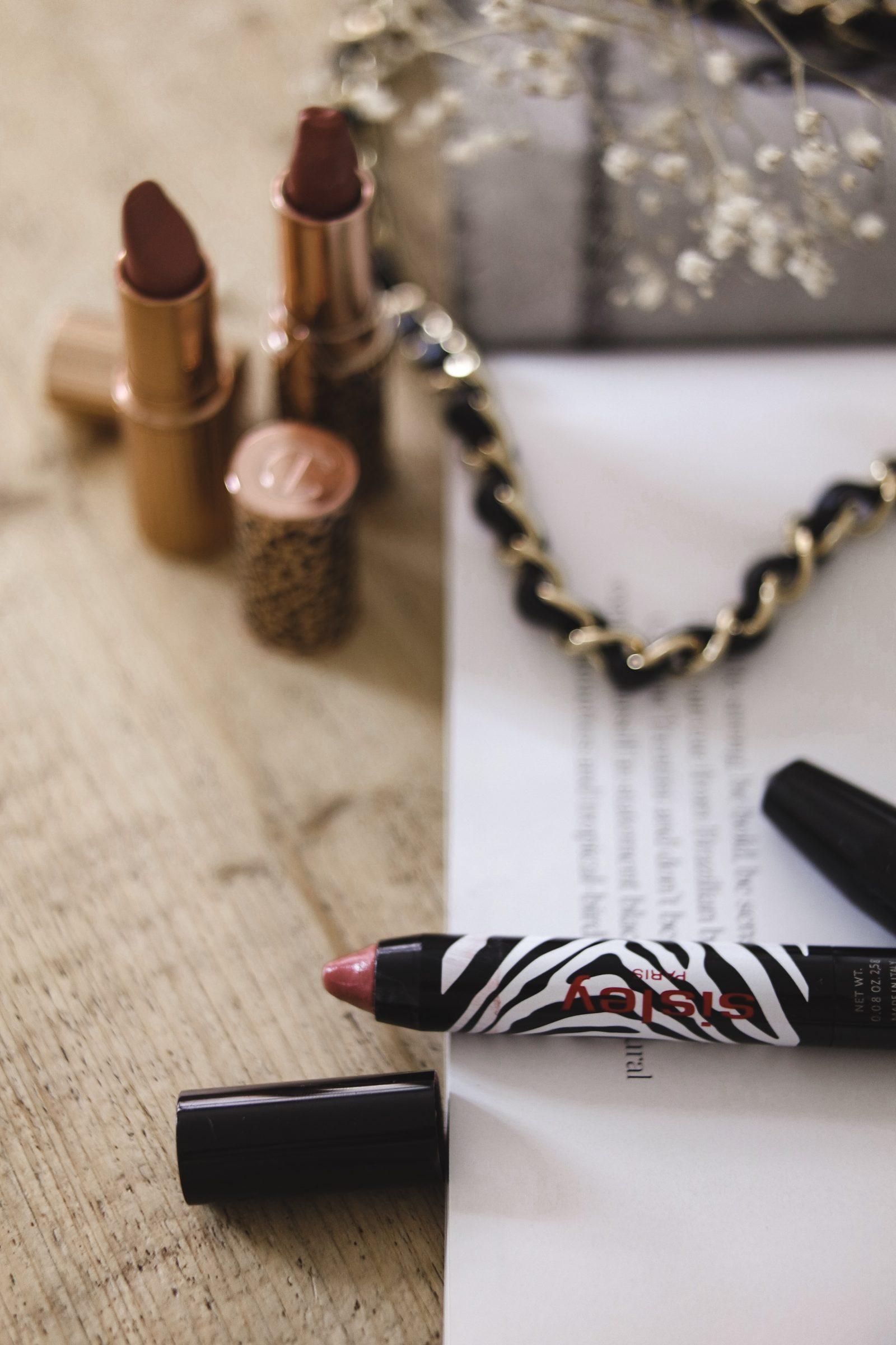 Nude Lipsticks - Sisley Phyto Rouge