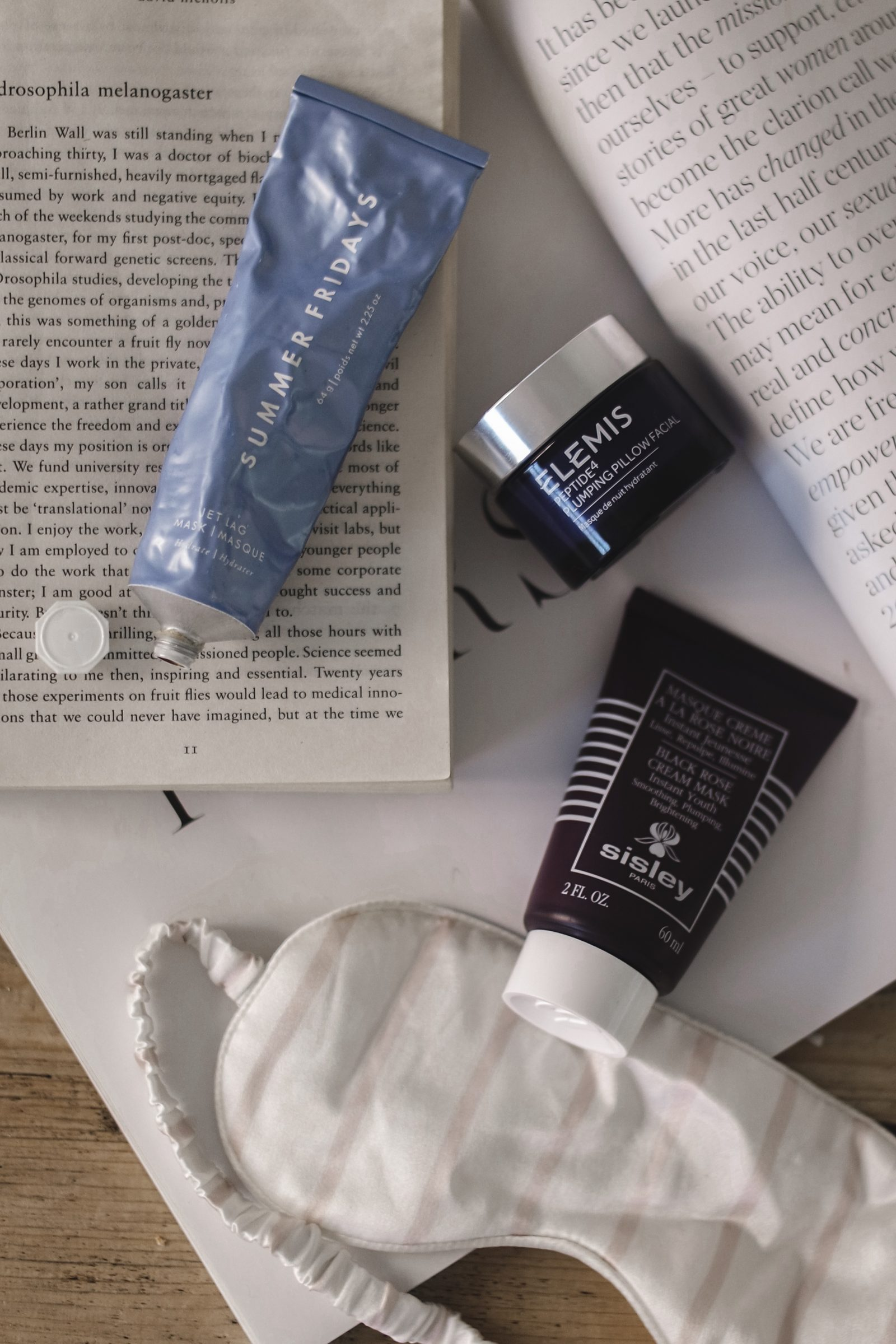 Overnight Face Mask Favourites