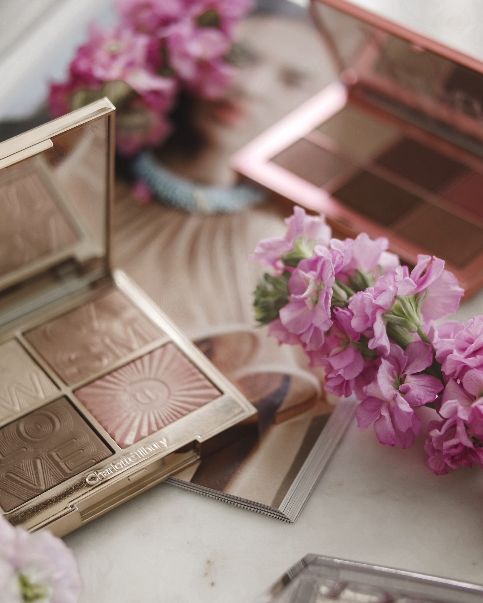 Pretty Highlight Palettes - Charlotte Tilbury Facegasm