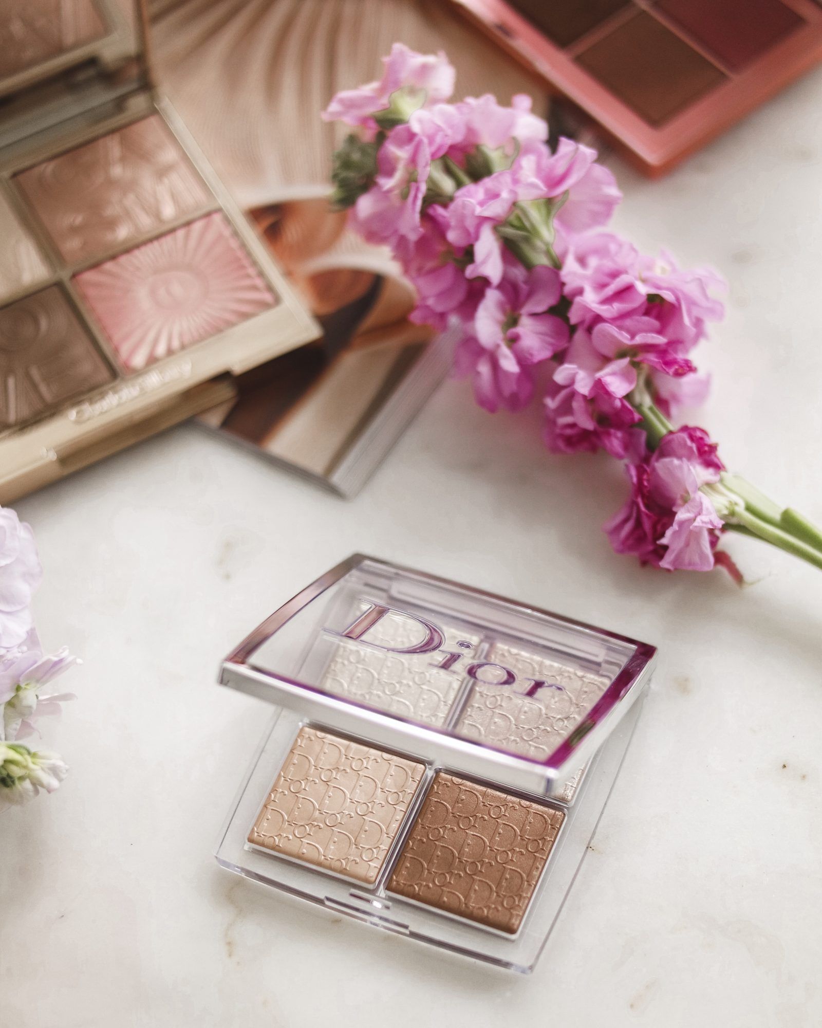 Pretty Highlight Palette - Dior Backstage Glow