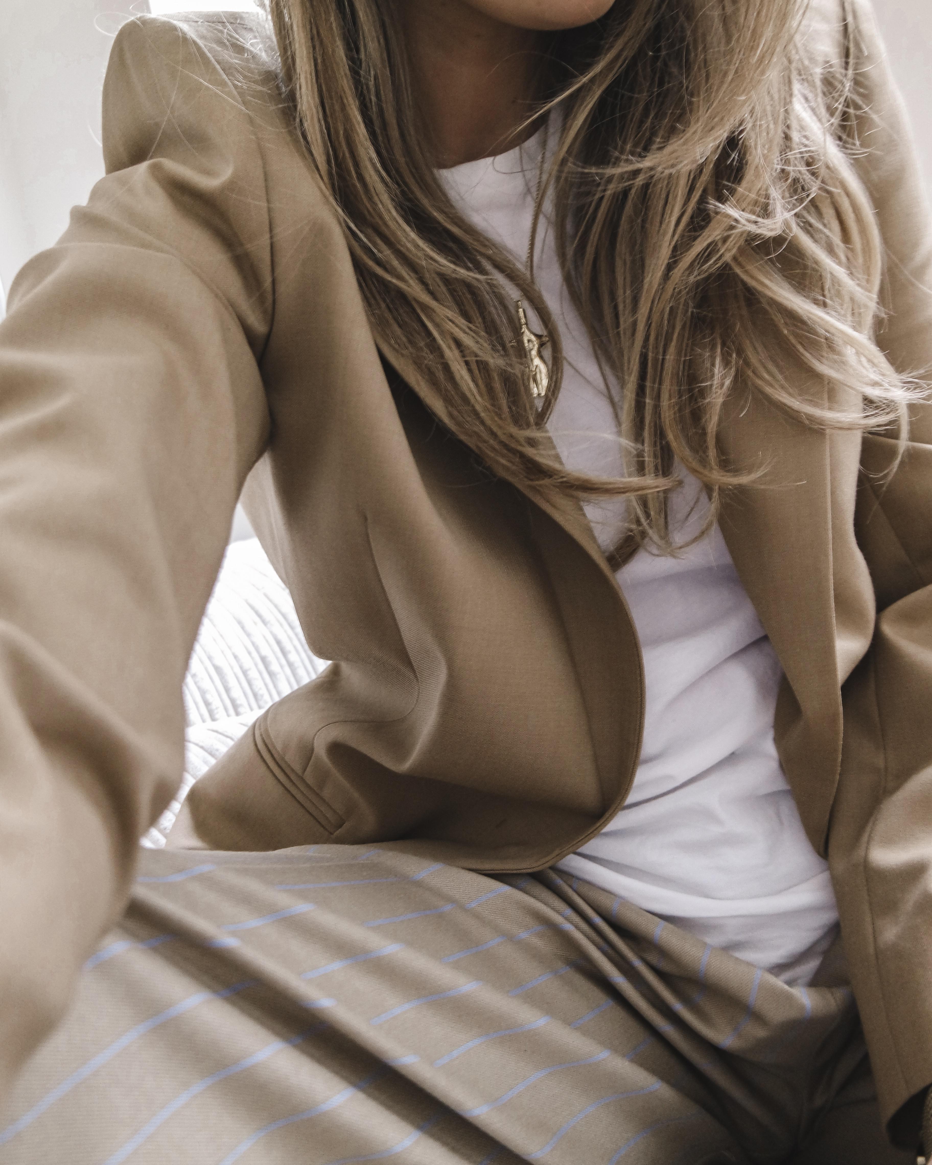Autumn Essentials - Topshop Tan Blazer
