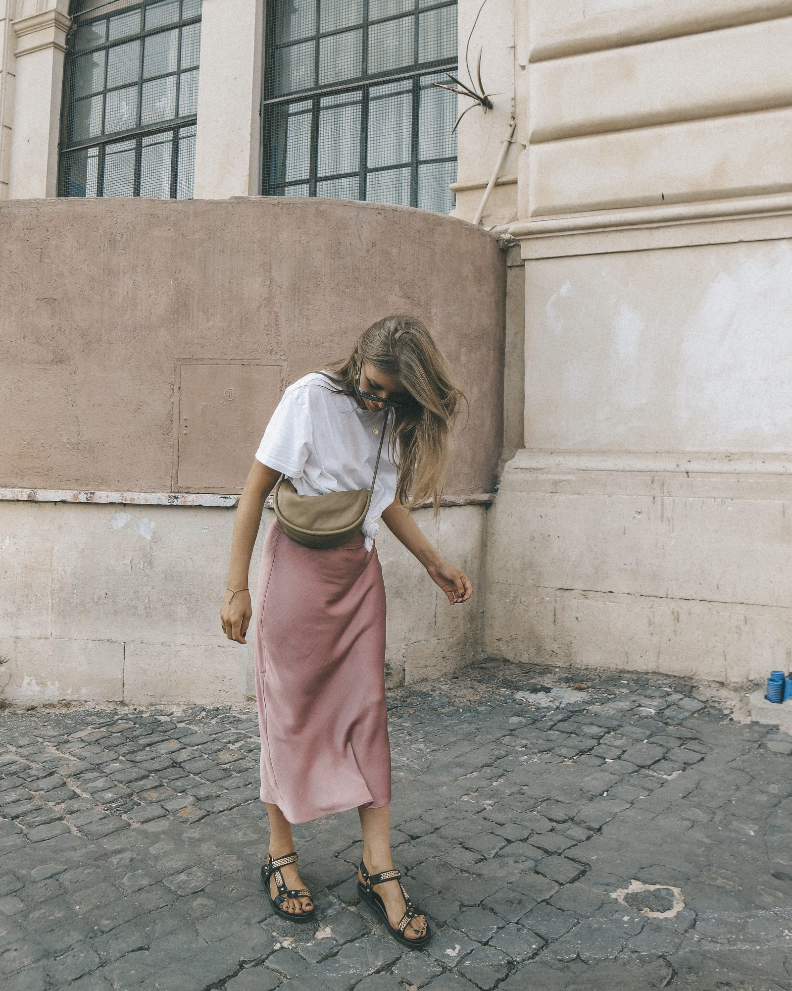 What I Wore in Rome