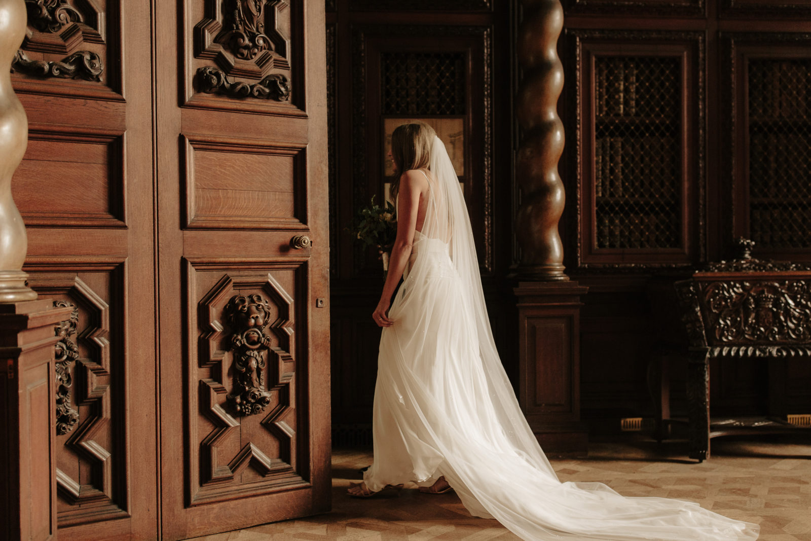 Custom Wedding Veil - Elu Designs Veil