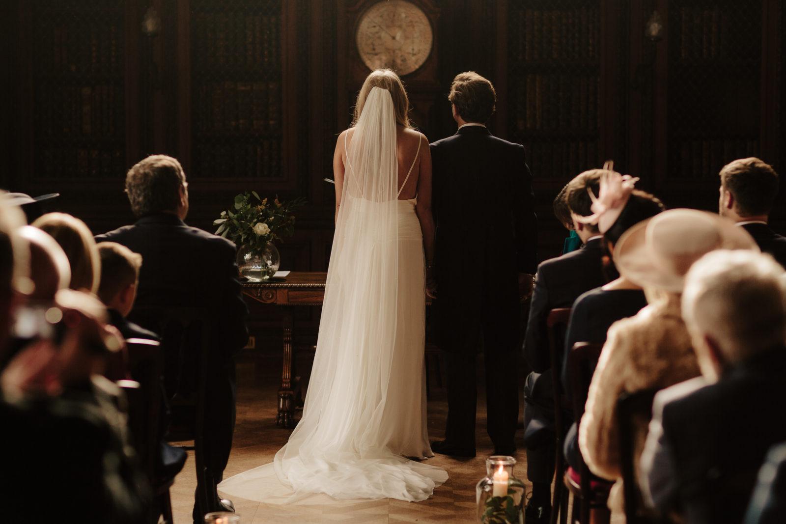 Elu Design Custom Wedding Veil