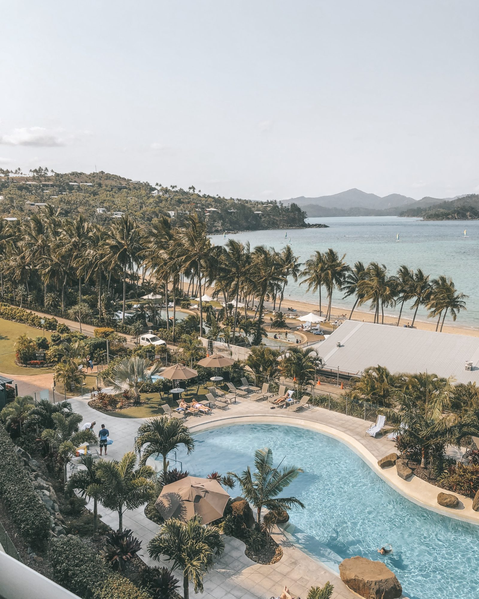 Honeymoon in Australia - Hamilton Island