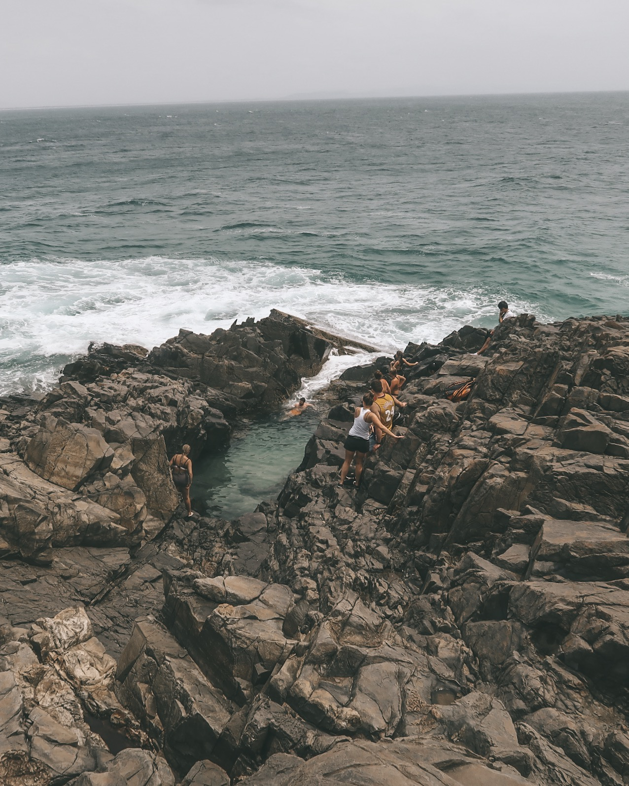 Honeymoon in Australia - Noosa Fairy Pools