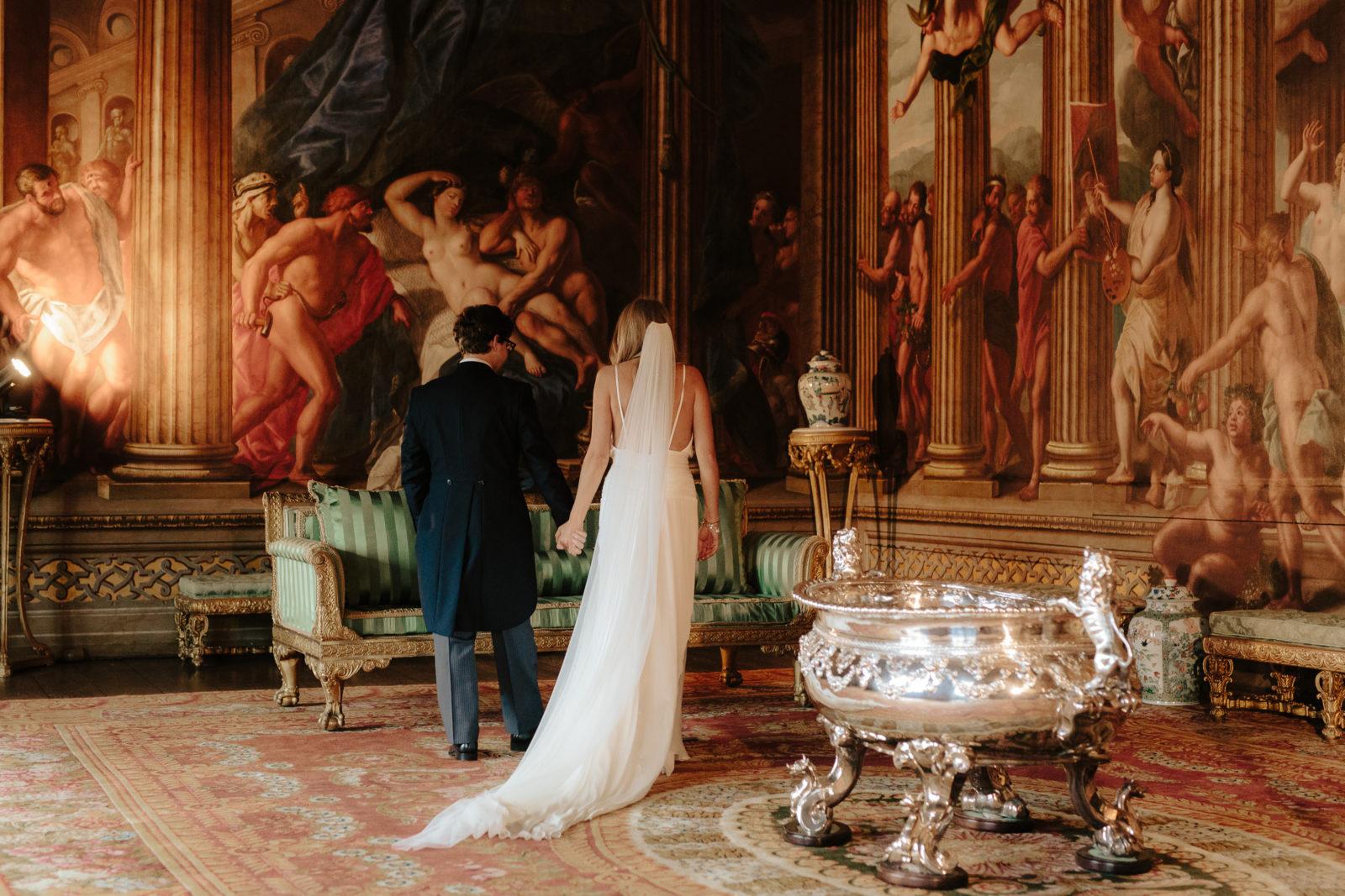 Pearl Custom Wedding Veil