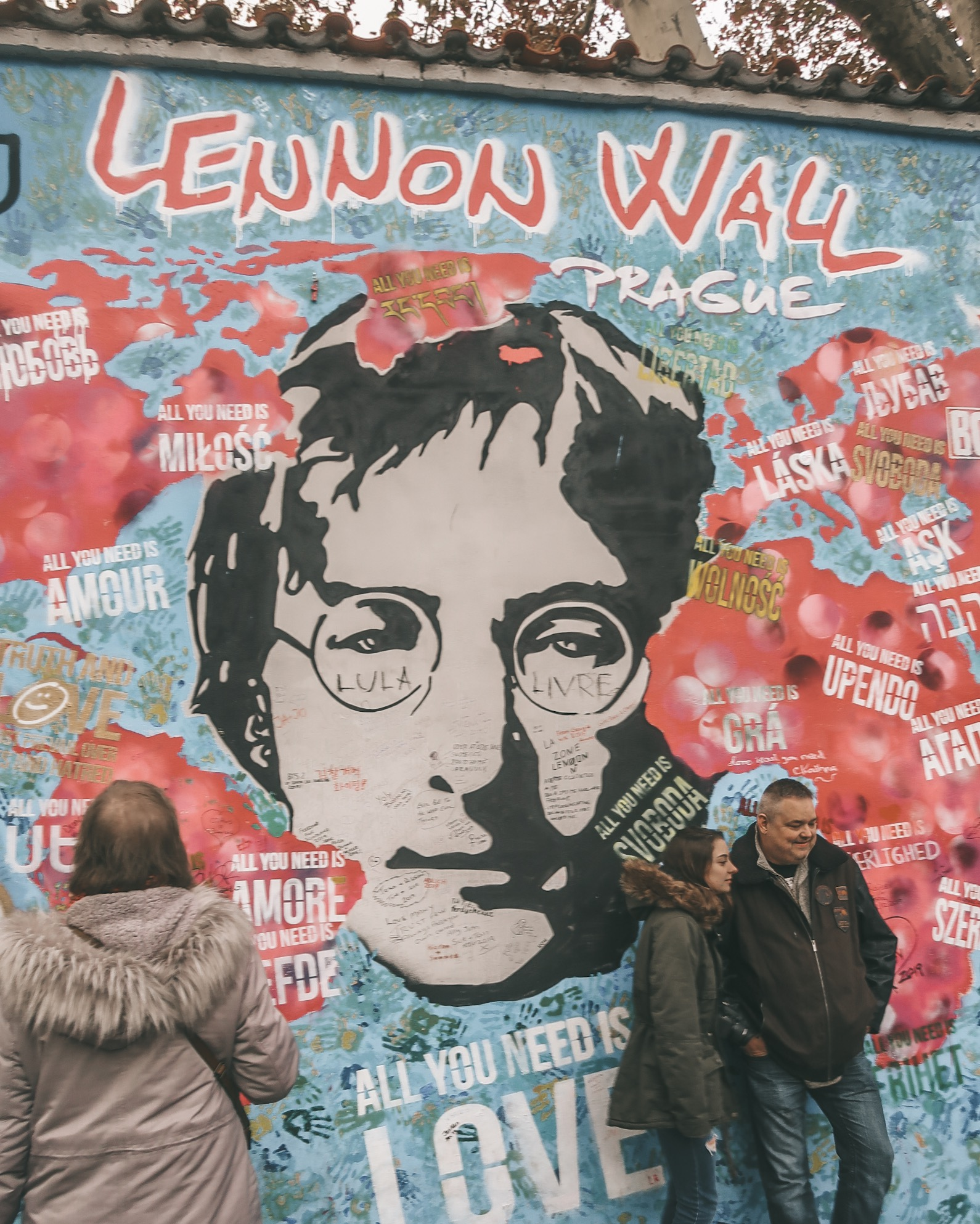 What To Do In Prague - John Lennon Wall