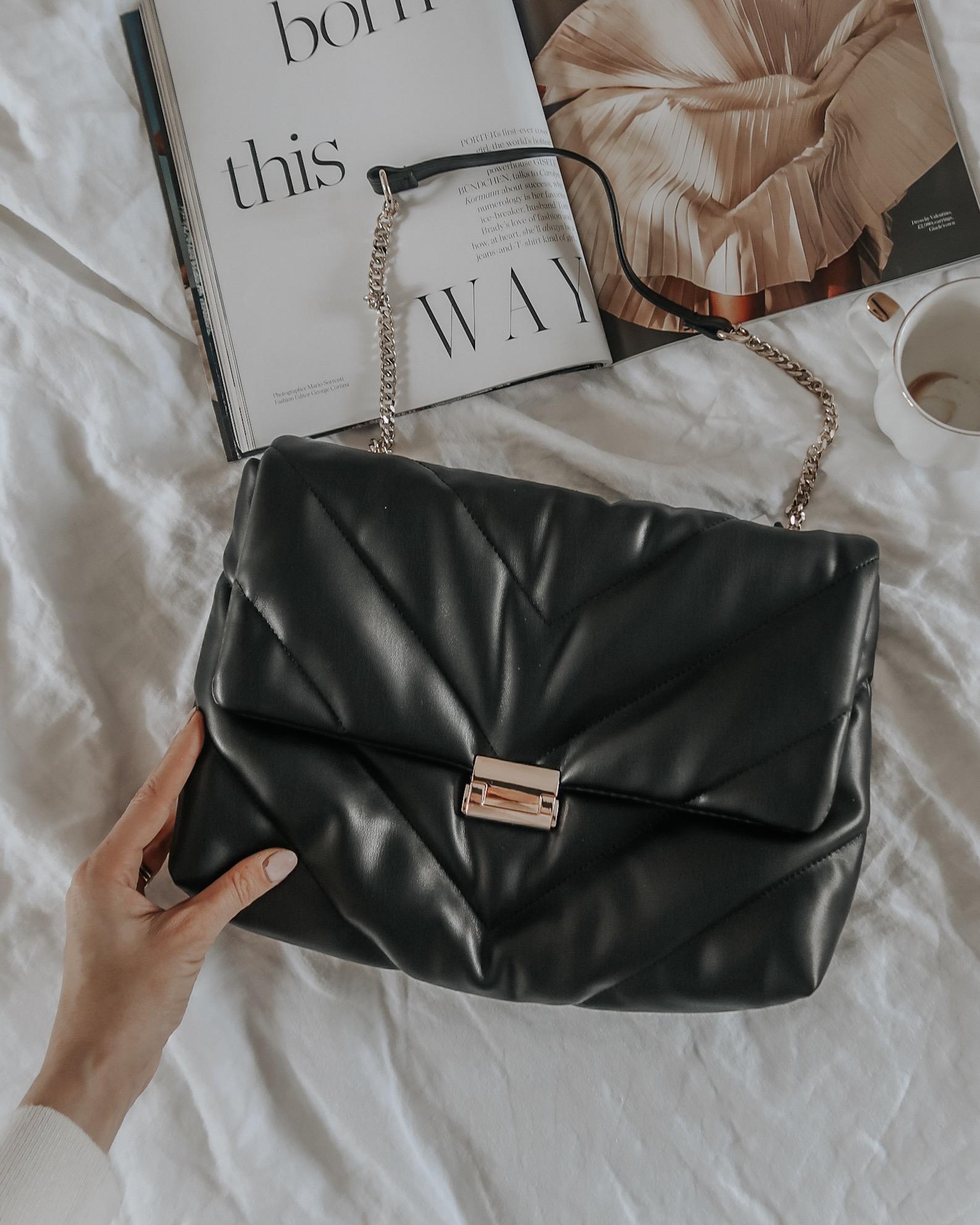 Designer Dupes - Chanel 19 Bag Dupe