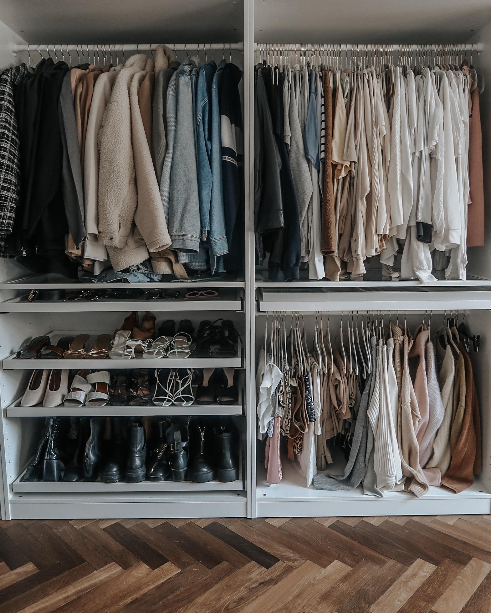 Ikea Pax Wardrobe - Storage System
