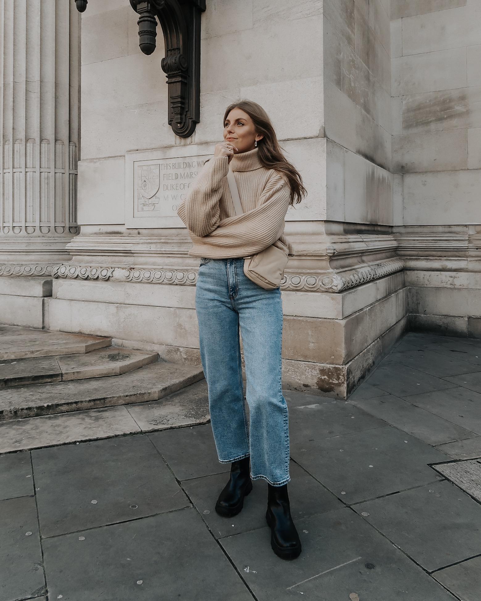 Monki Jeans - London Street Style