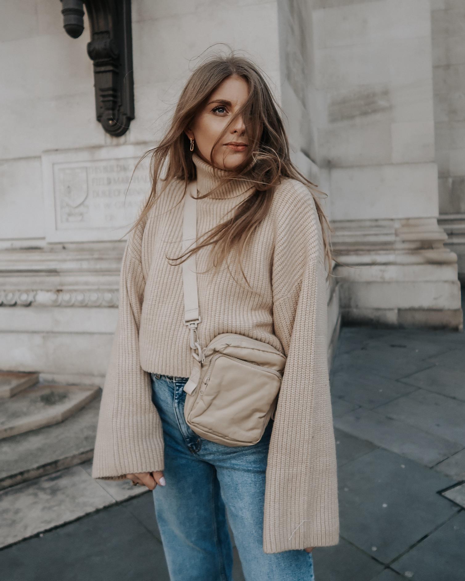 Monki Jeans Straight Leg jeans - Winter Street Style