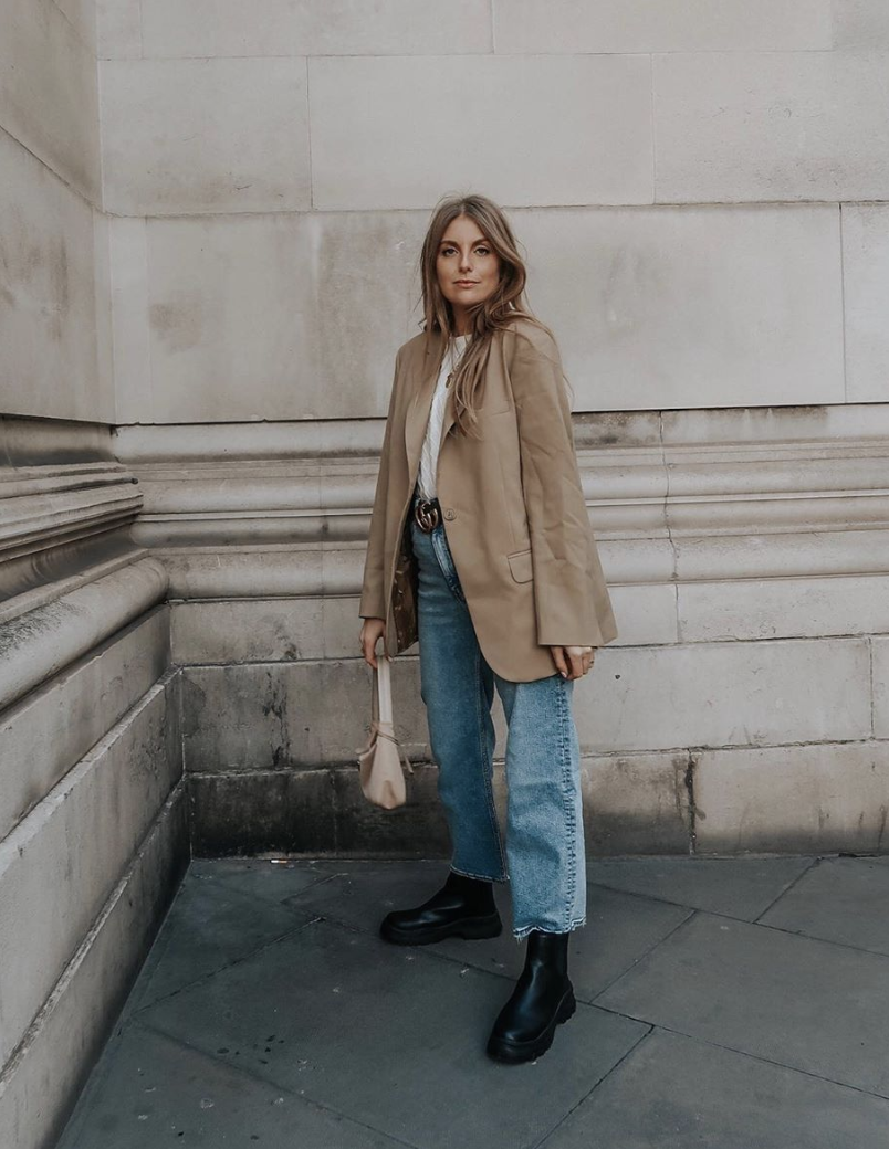 Winter Outfit Ideas - London Street Style
