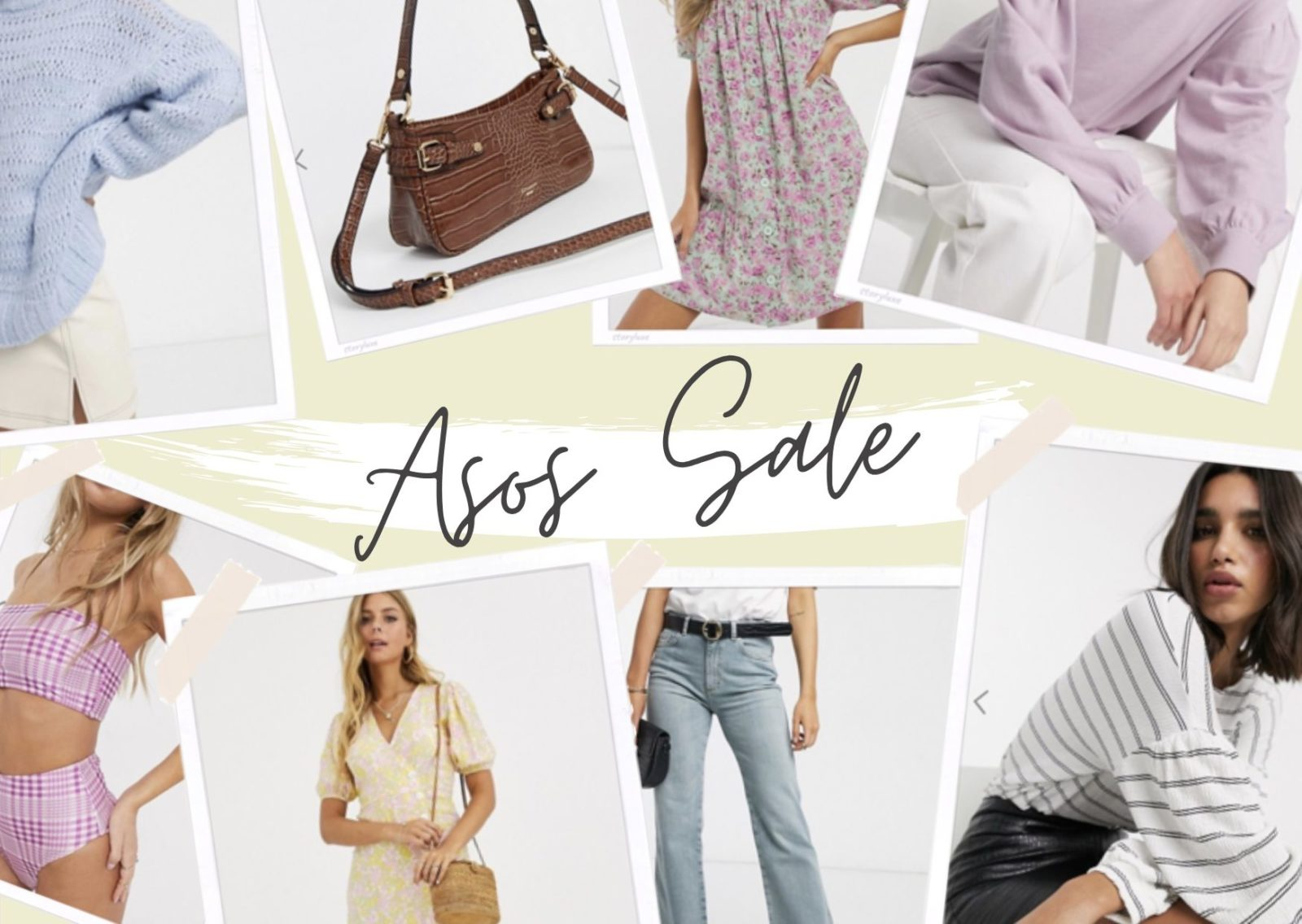 ASOS Spring Sale Picks Under £100