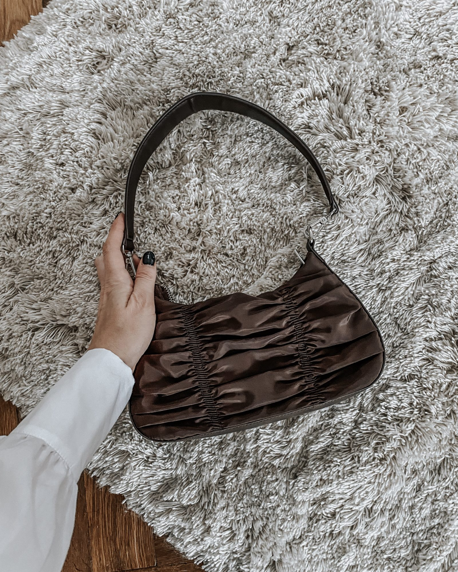 Prada Nylon Bag Dupe - Designer Dupe