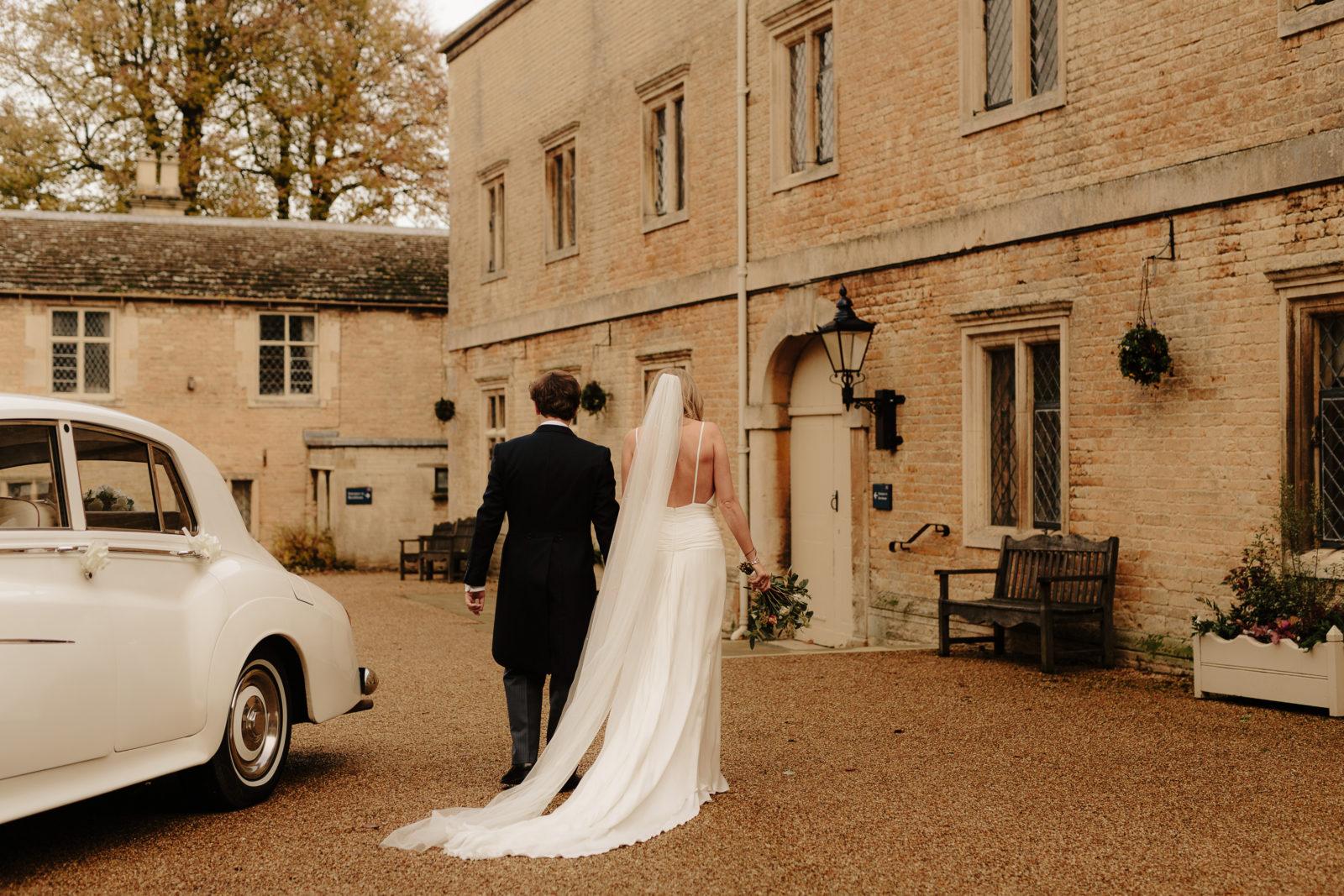 Wedding Dress - Delphine Manivet Hyppolite Wedding Dress