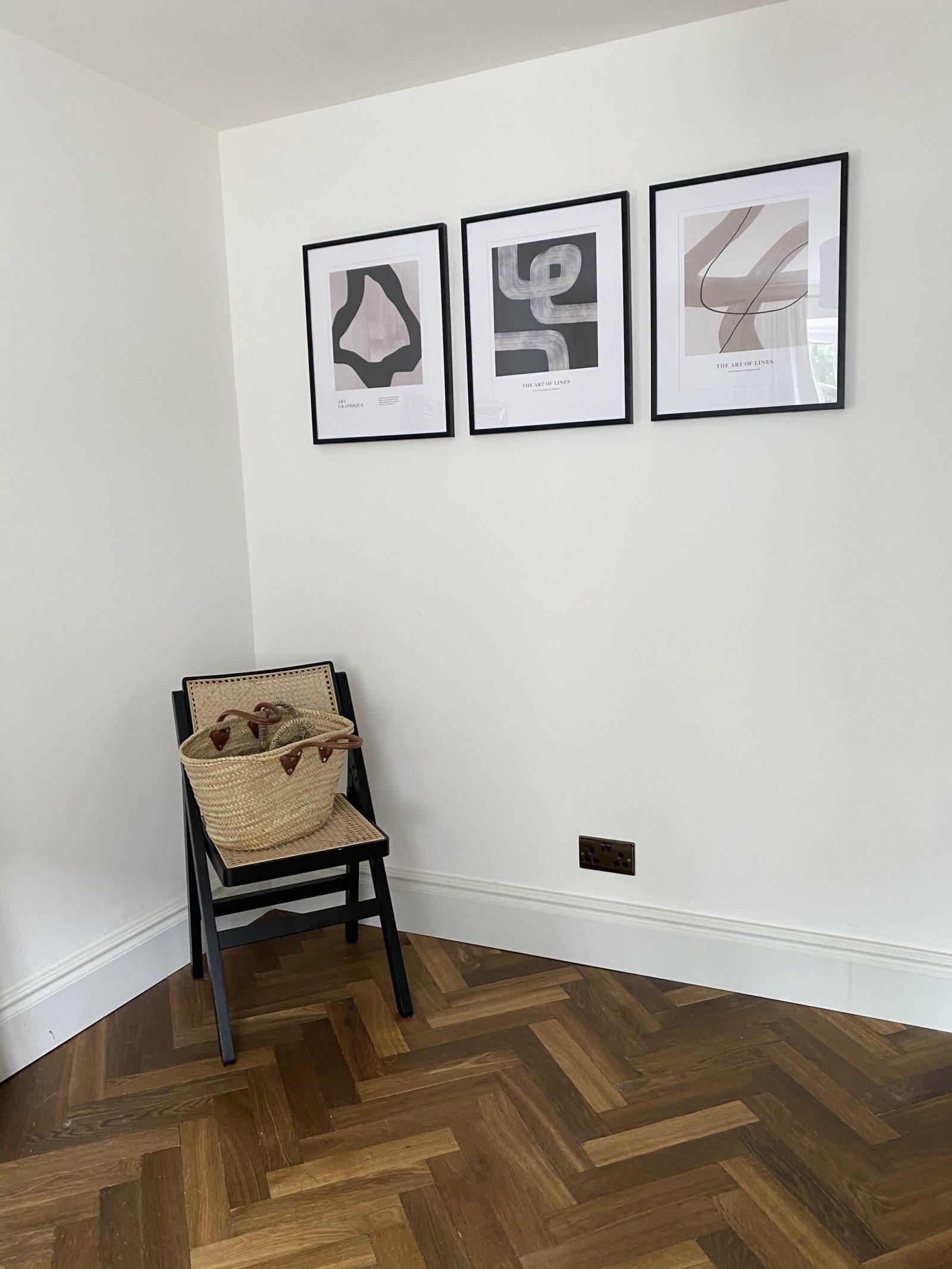 Home Decor / Desenio Gallery wall