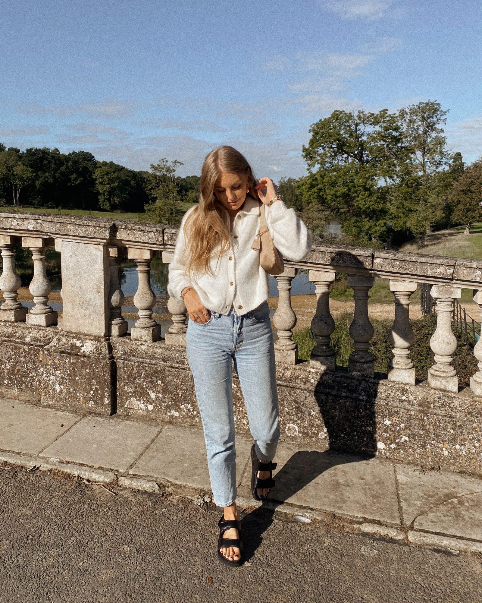 Levis 501 Jeans - Autumn Outfits