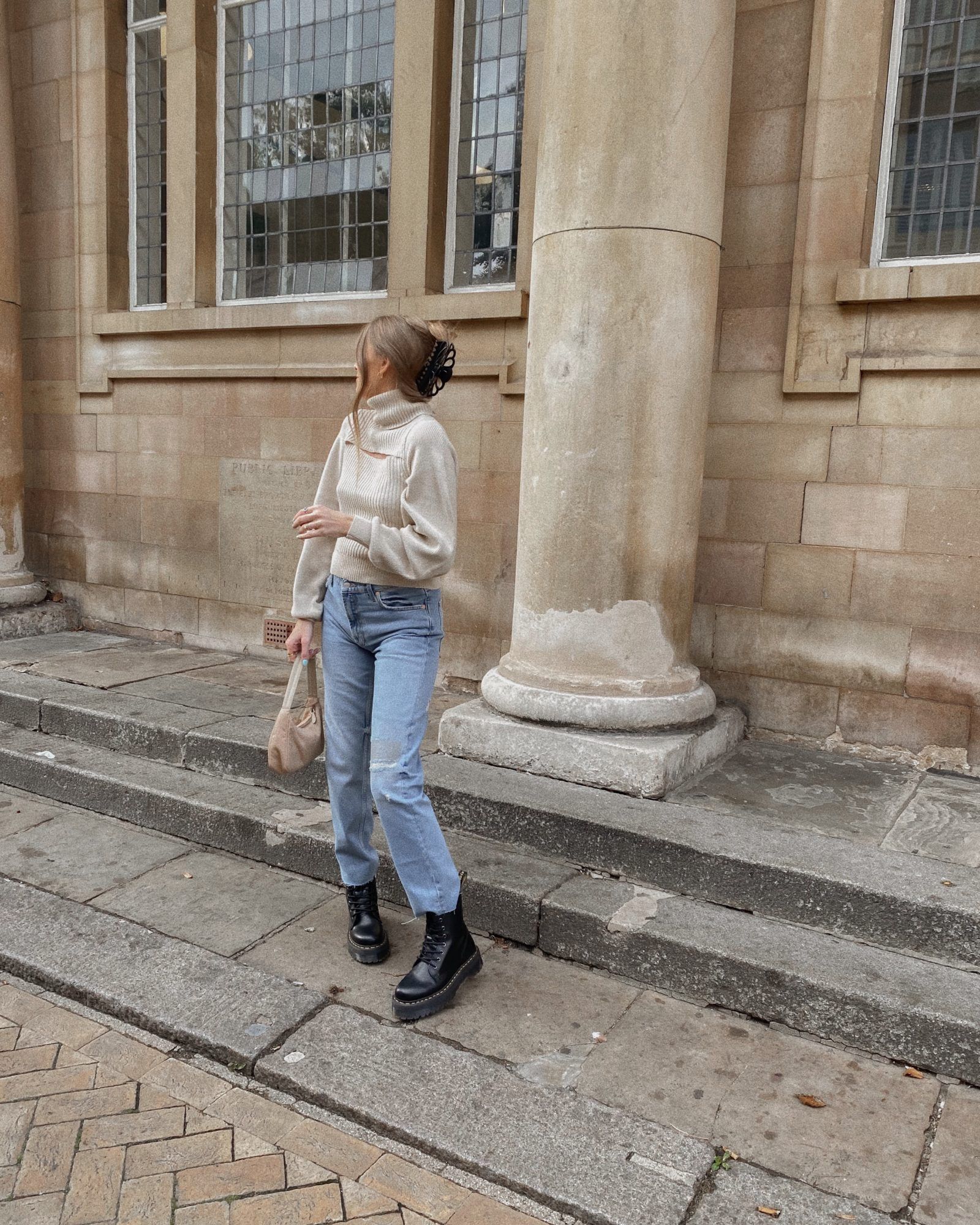 Autumn Knits - Free People Autumn Outfit