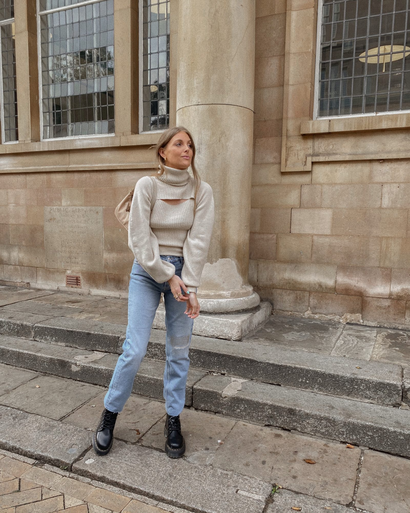 Autumn Knits - Free People Winter Outfit