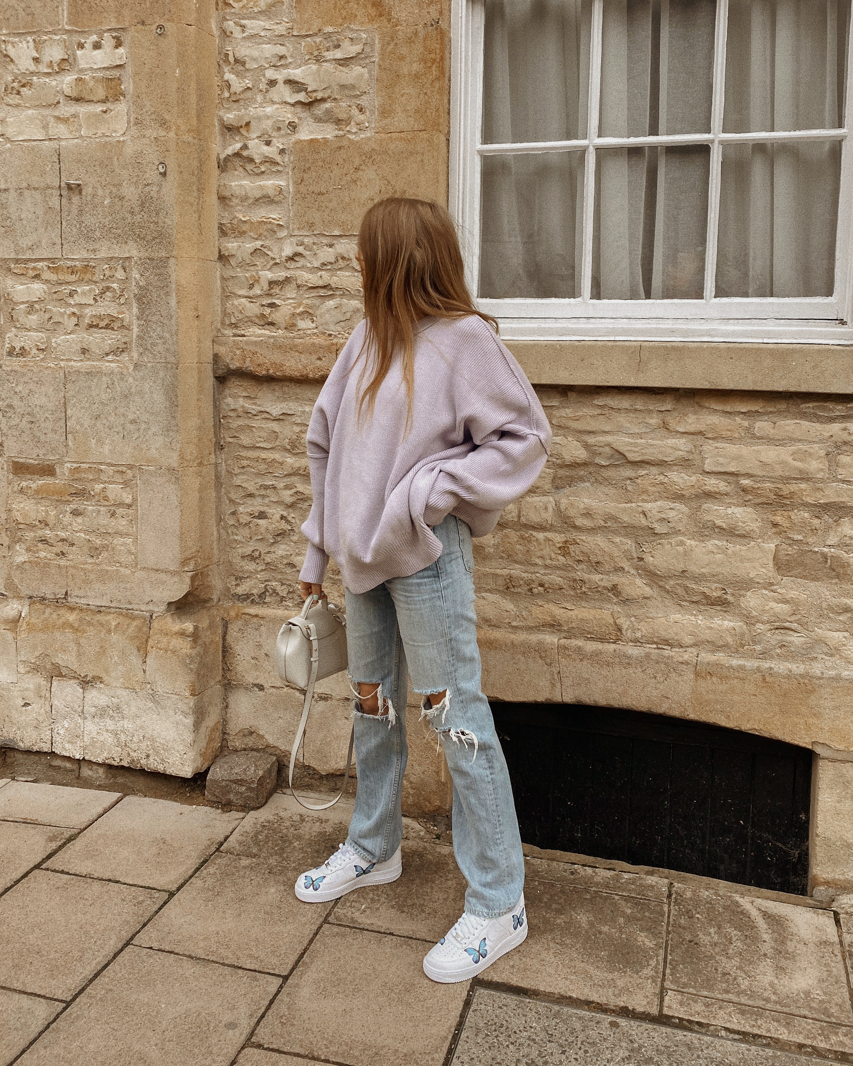 Autumn Wardrobe Essentials - Free People Jumper - 90s Outfit