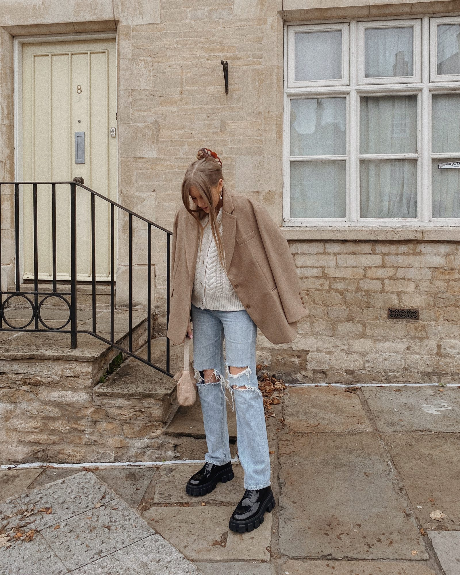 3 Autumn Investment Pieces - The Frankie Shop Oversized Blazer