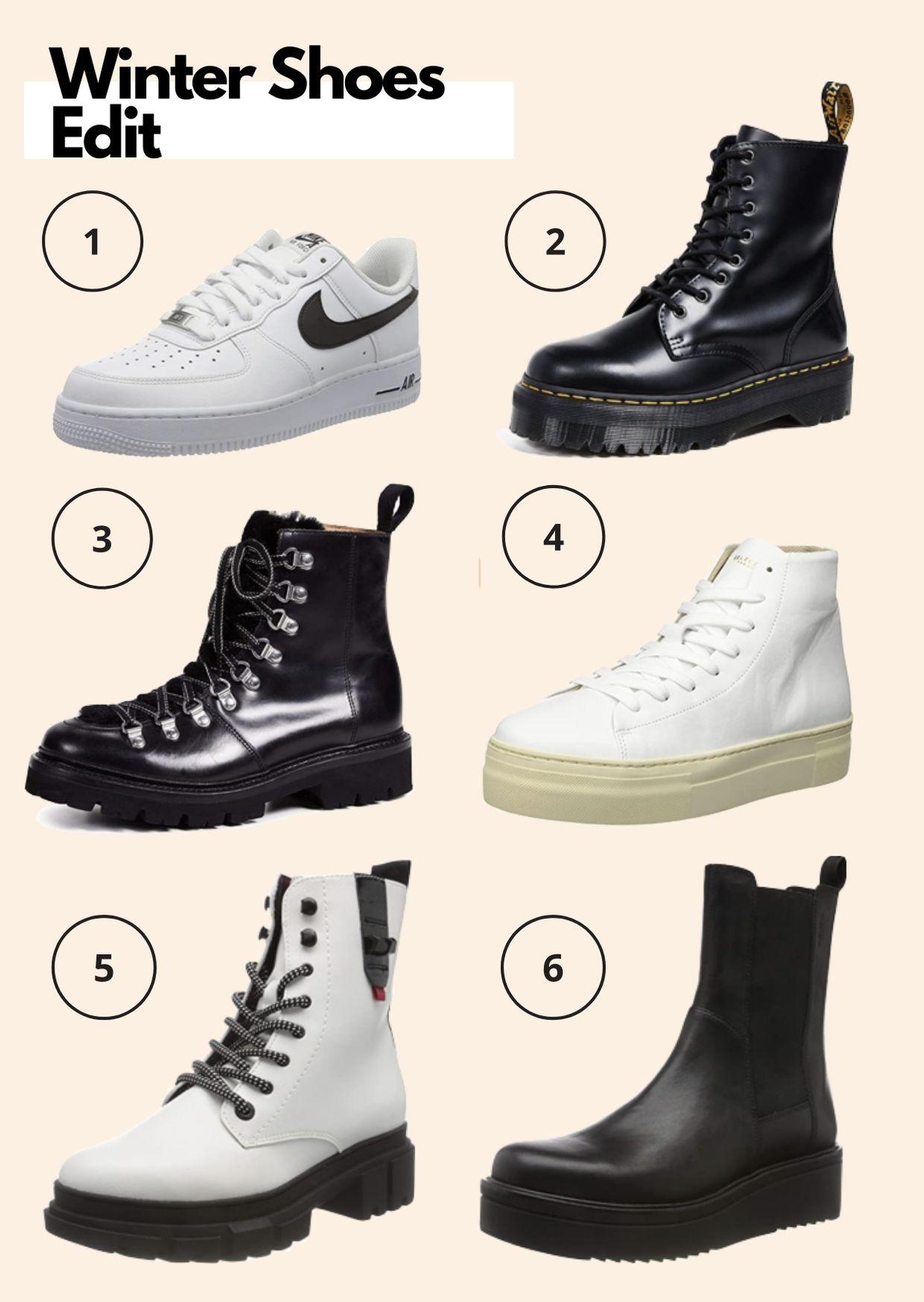 Amazon Fashion Winter Boot Edit