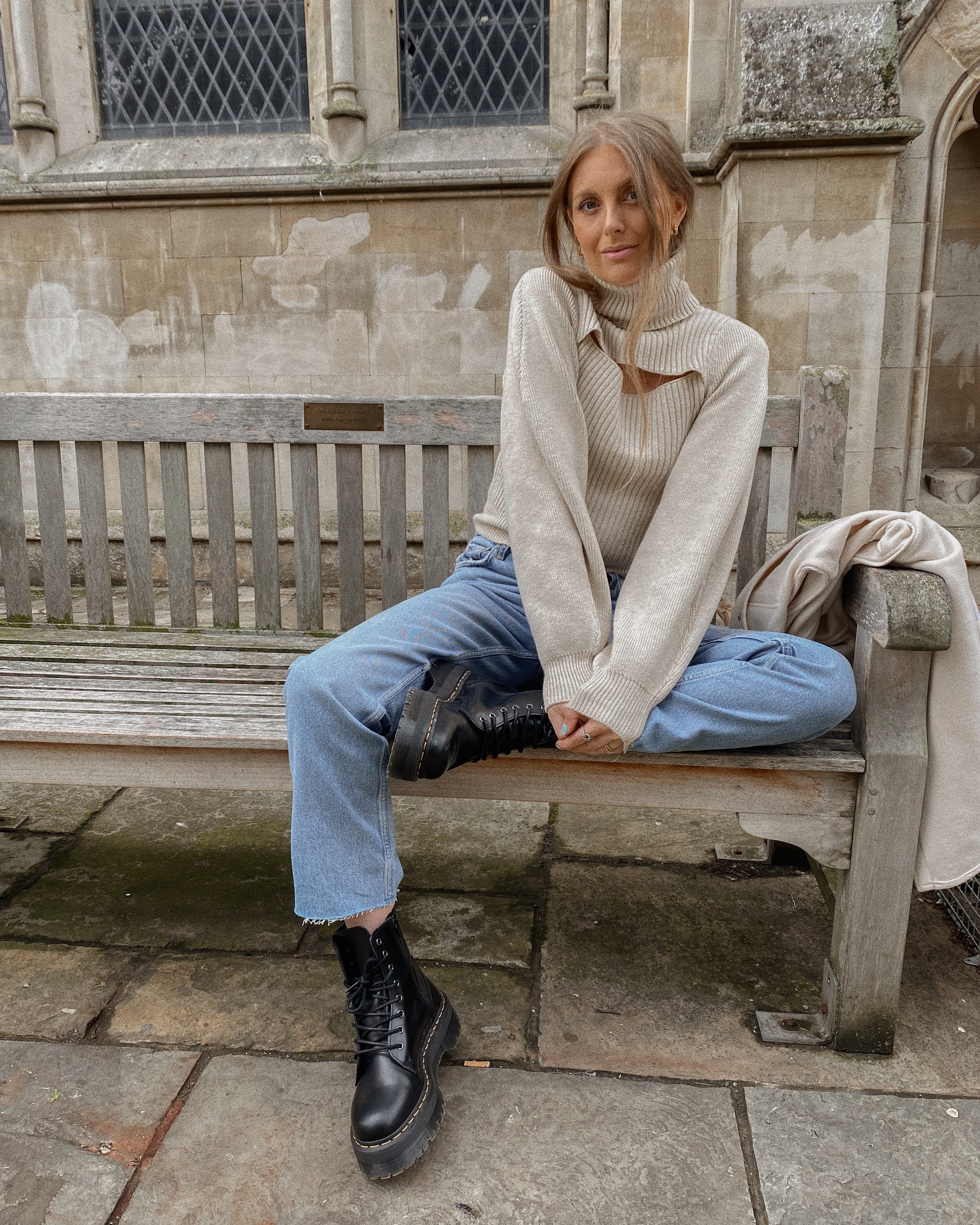 Autumn Winter - Free People Outfit