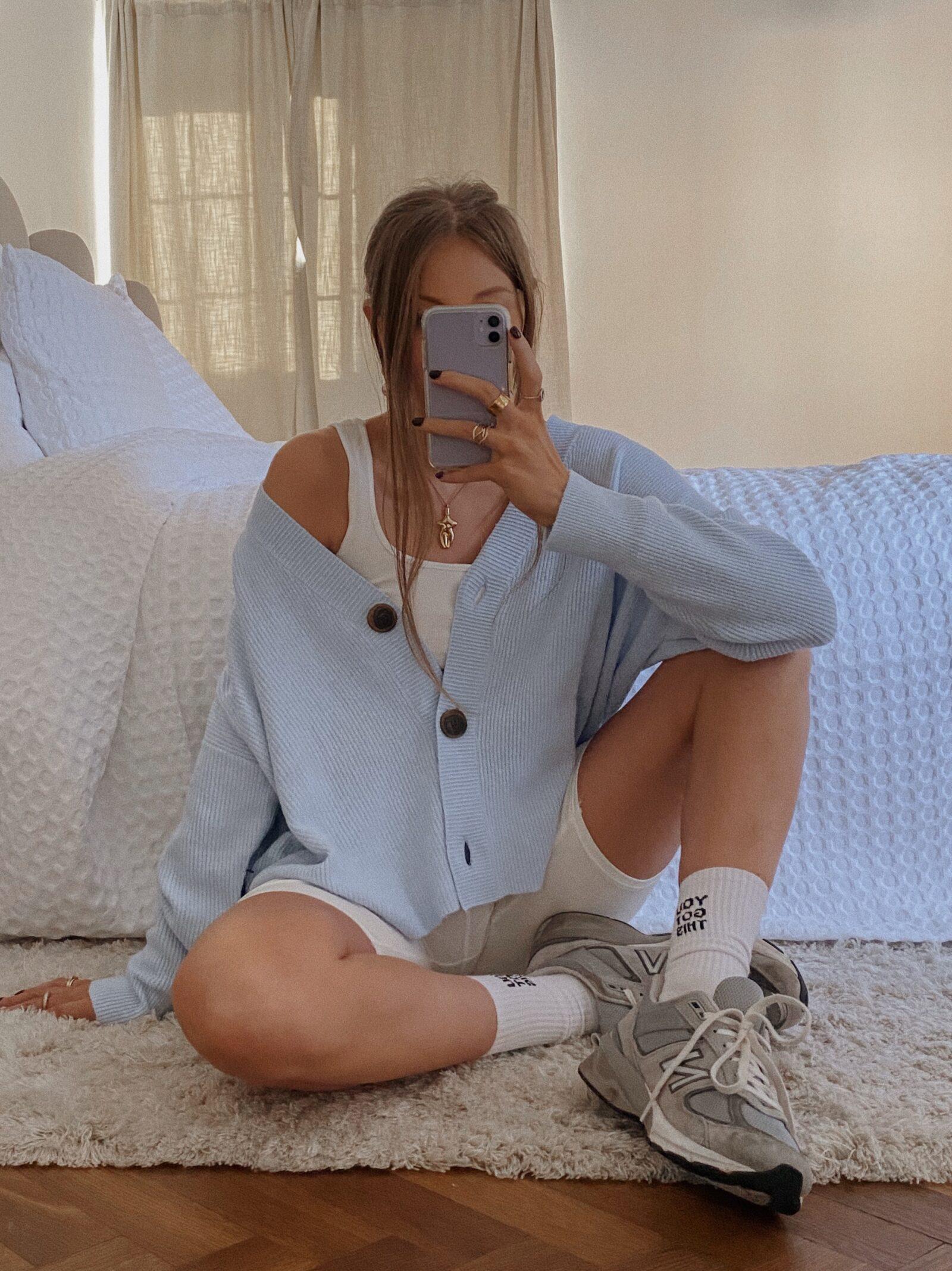 Amazon Black Friday Deals - Amazon Fashion Blue Cardigan
