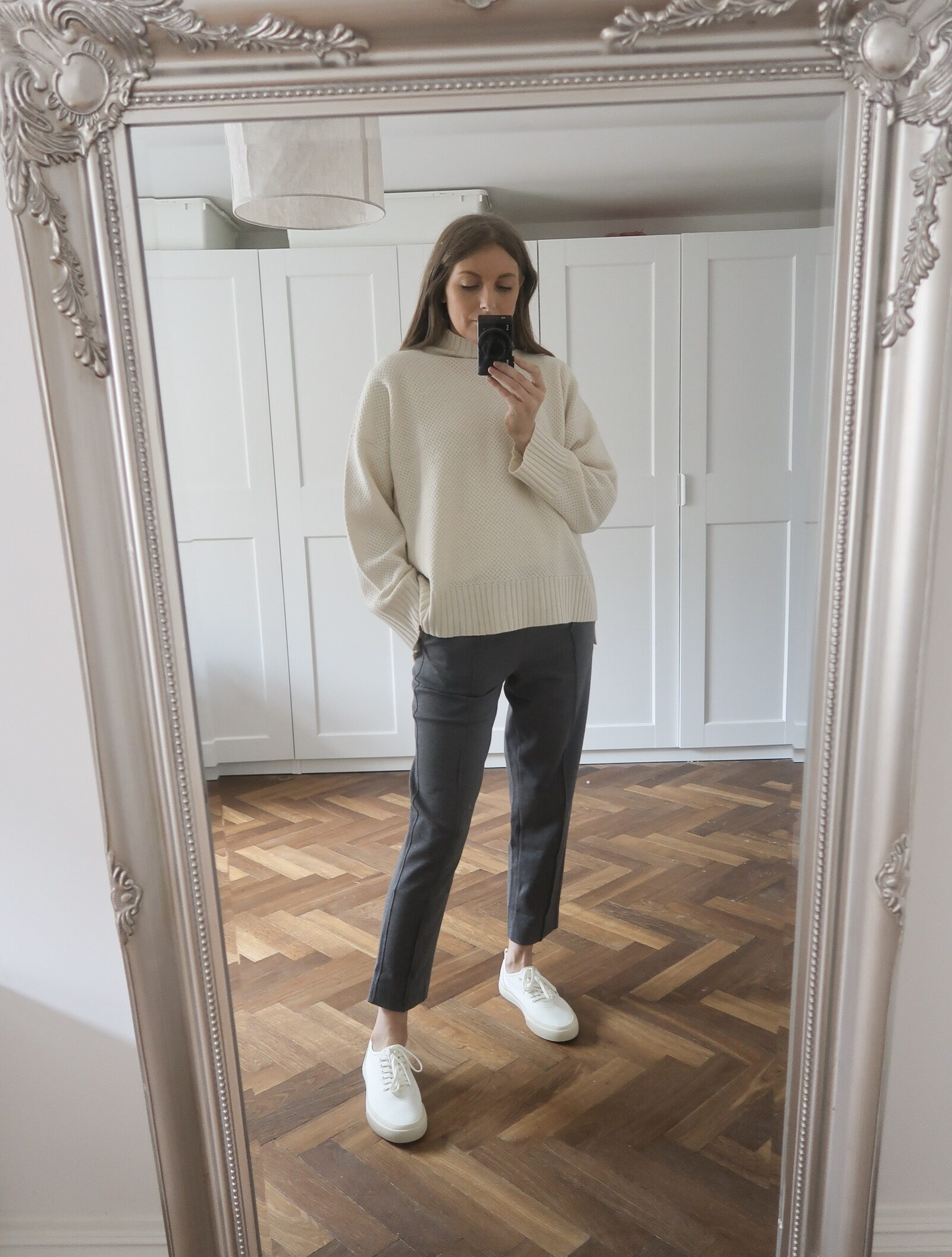 7 Autumn Outfit Ideas with Everlane