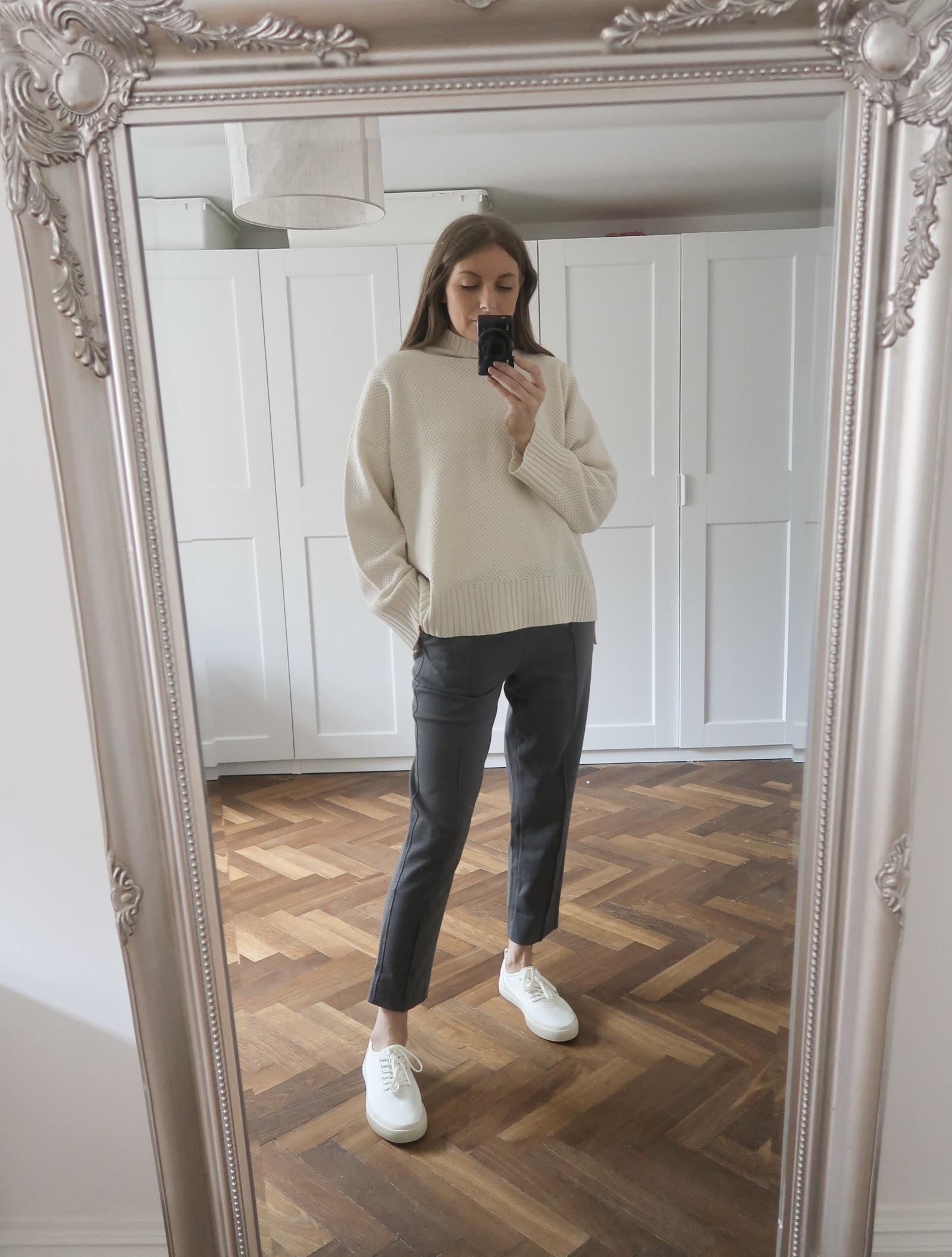 Everlane Autumn Outfit Idea