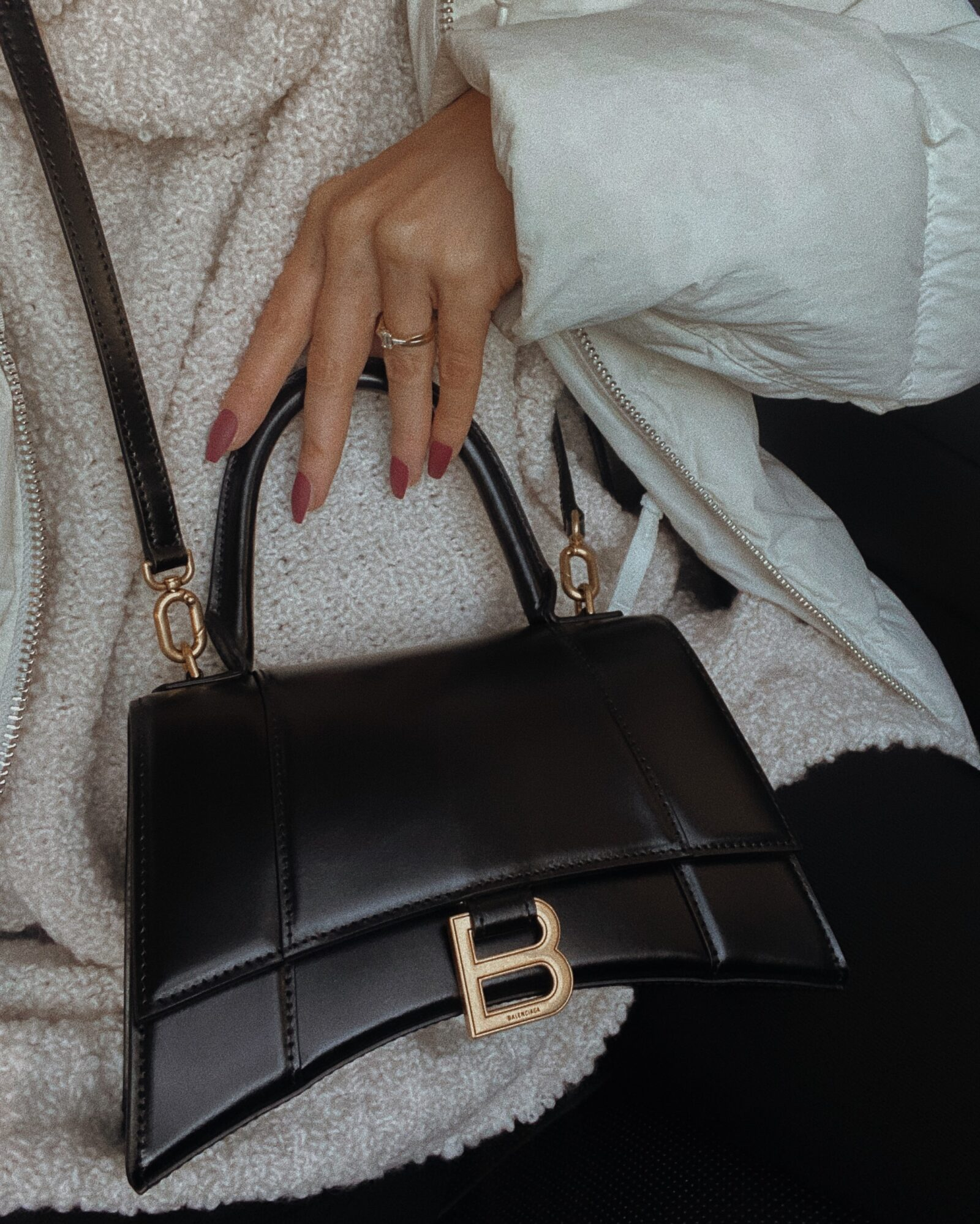 Best Designer Buys 2020 Balenciaga Hourglass Bag
