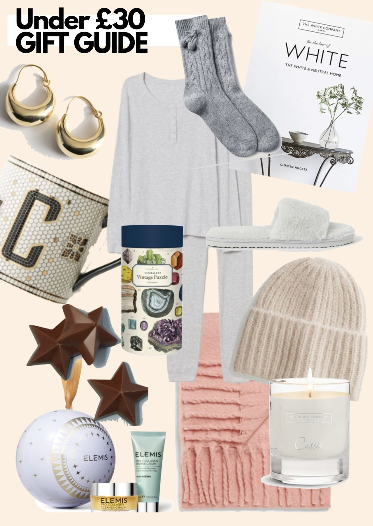 Christmas Gift Guide Under £30