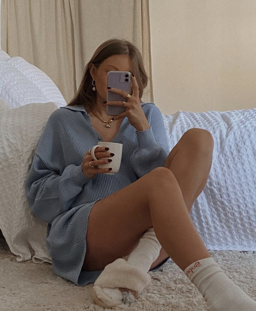 Free People Loungewear Favourites - Knitted Romper
