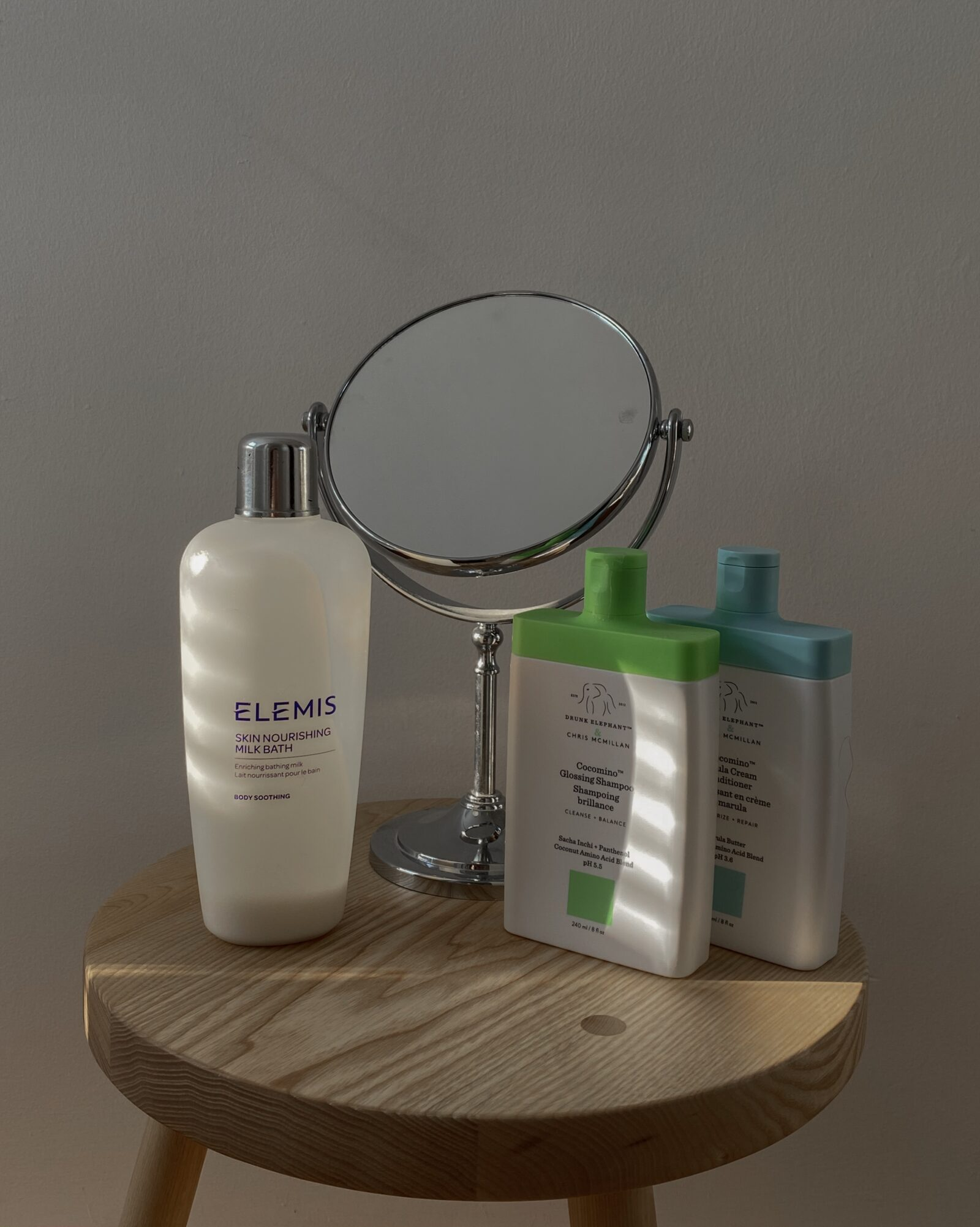 Pregnancy Safe Skincare - Elemis Bath Milk