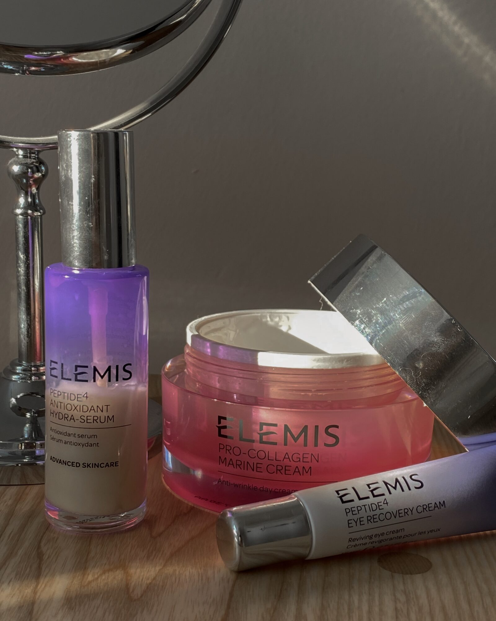 Pregnancy Safe Skincare - Elemis Morning Skincare Routine