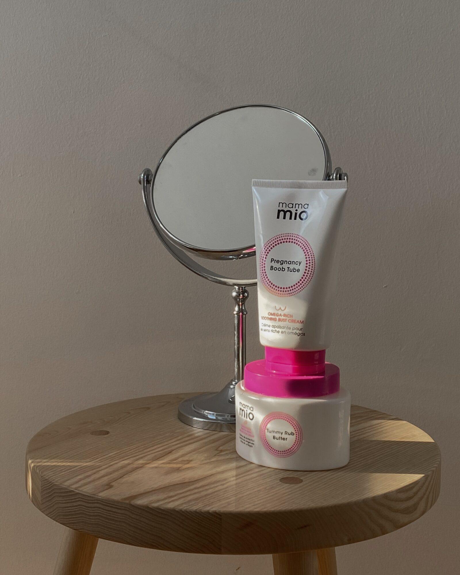Pregnancy Safe Skincare - Mama Mio Tummy Butter