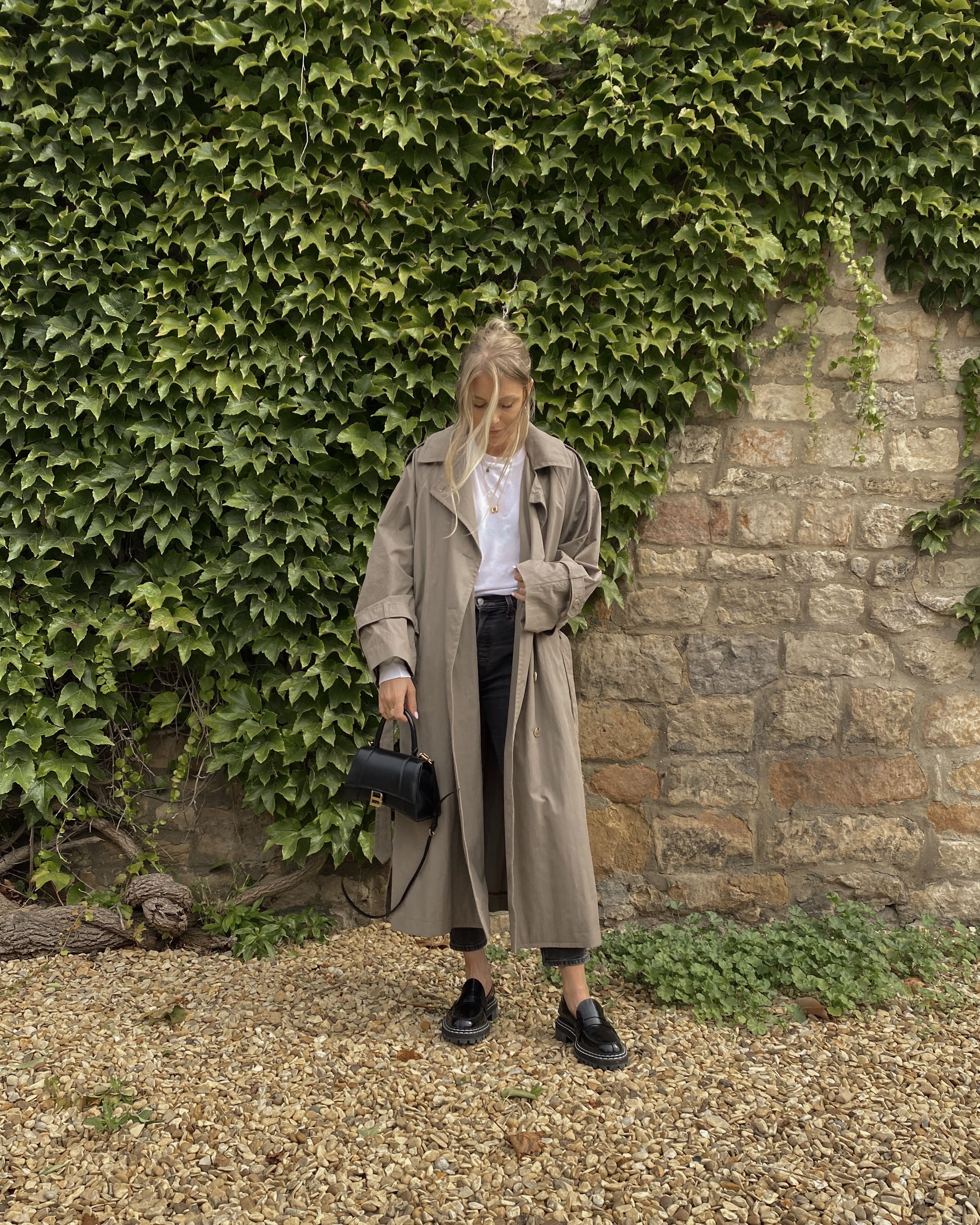 Fatfetch Discount Code - Toteme Trench Coat